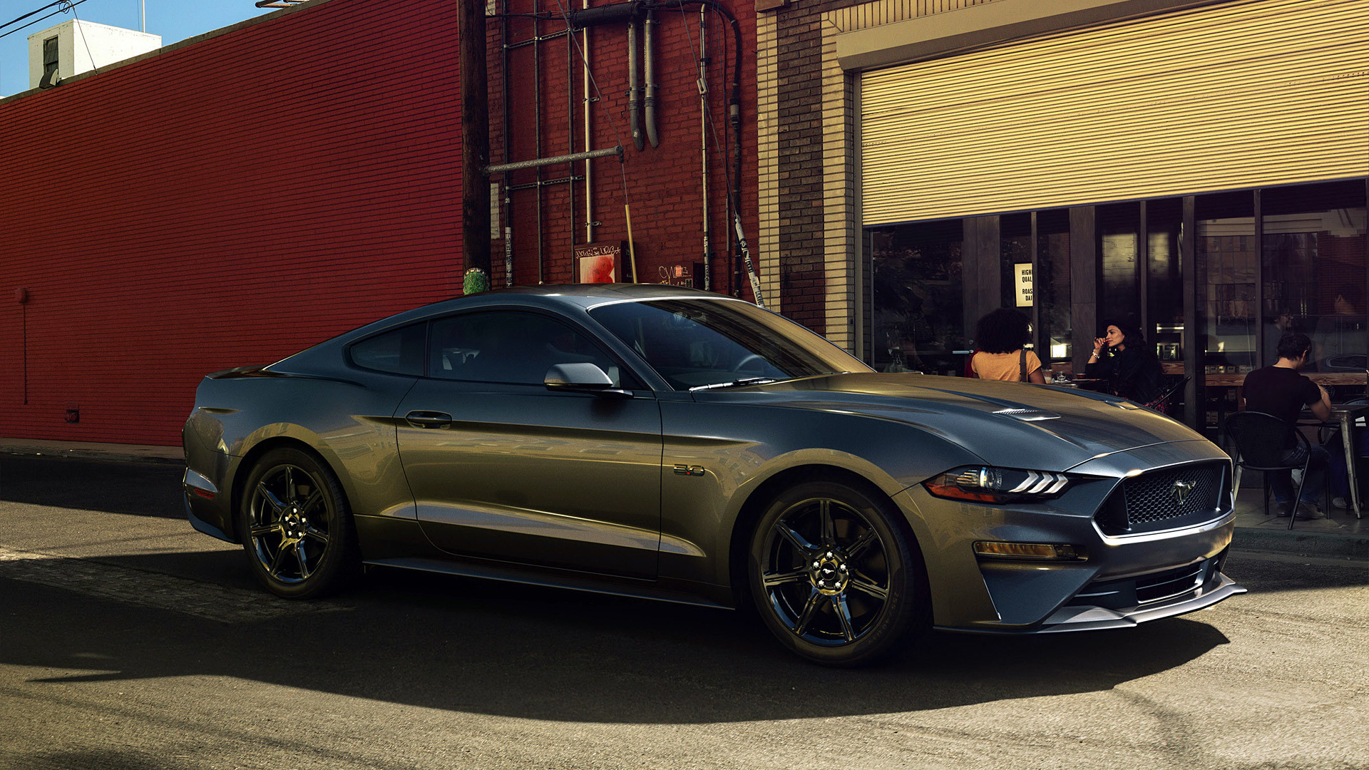 2018 Mustang Gt Wallpaper 57 Images