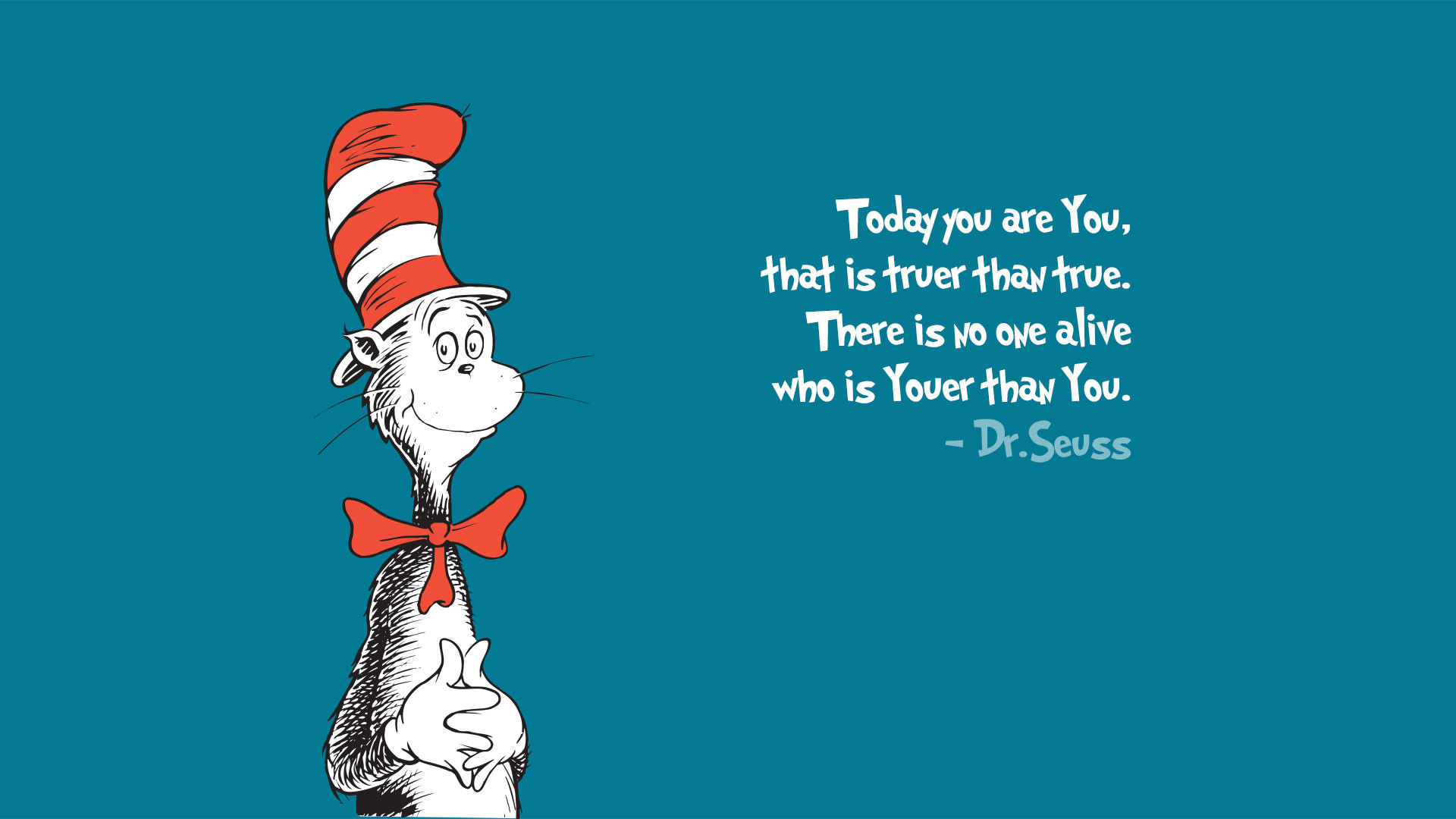 1920x1080 Dr Seuss Quotes Love Wallpaper Images & Pictures Becuo #7944