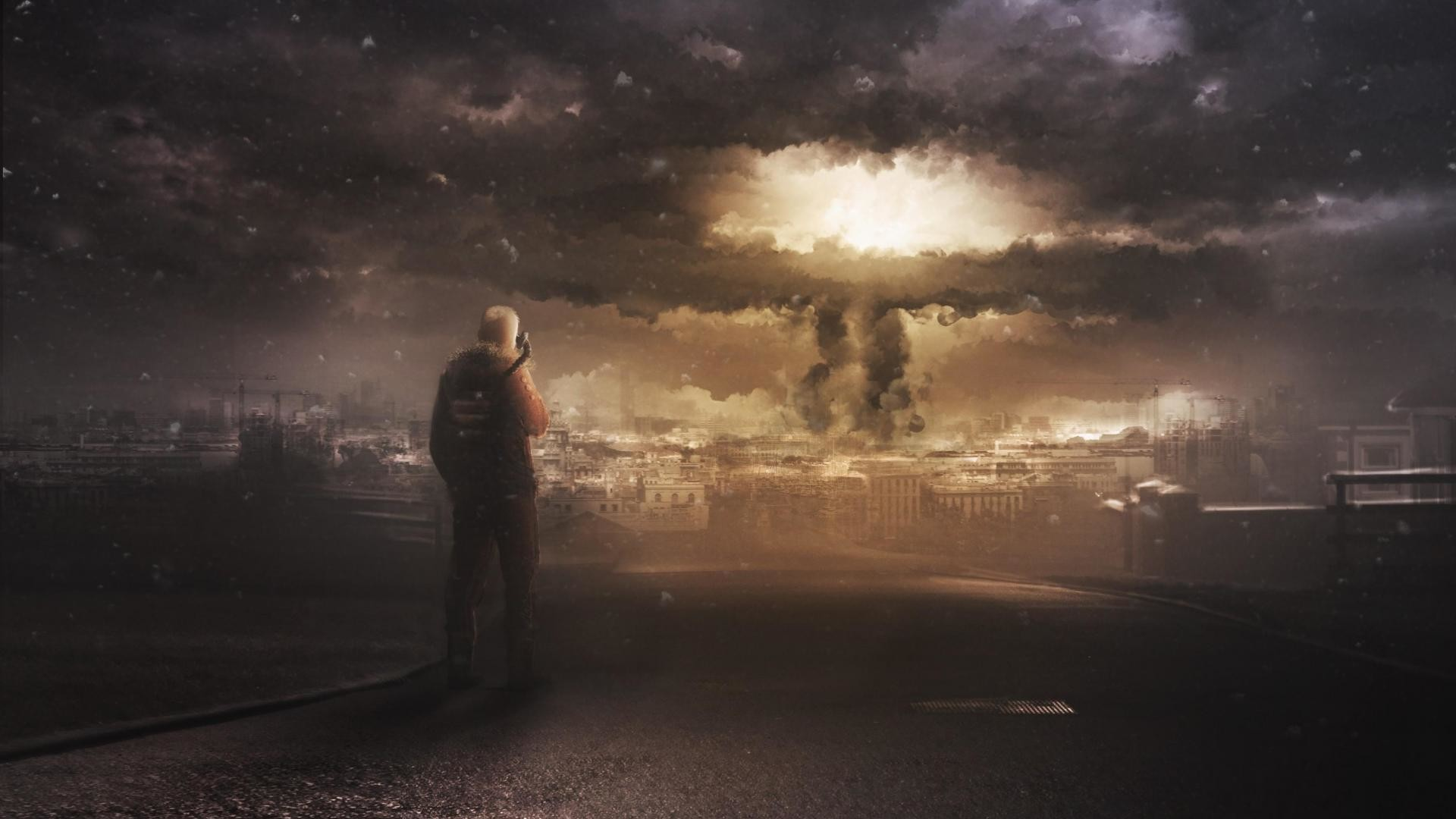 Nuclear bomb wallpaper 69 images - Explosion wallpaper ...