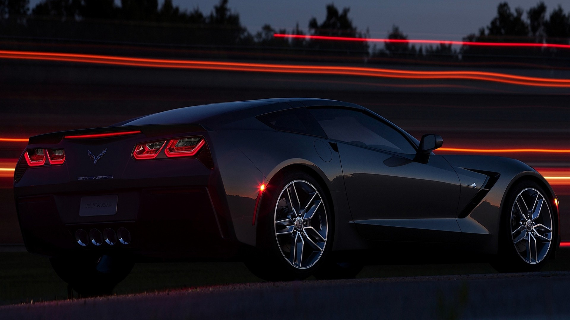 1920x1080 Chevrolet Corvette Stingray C7