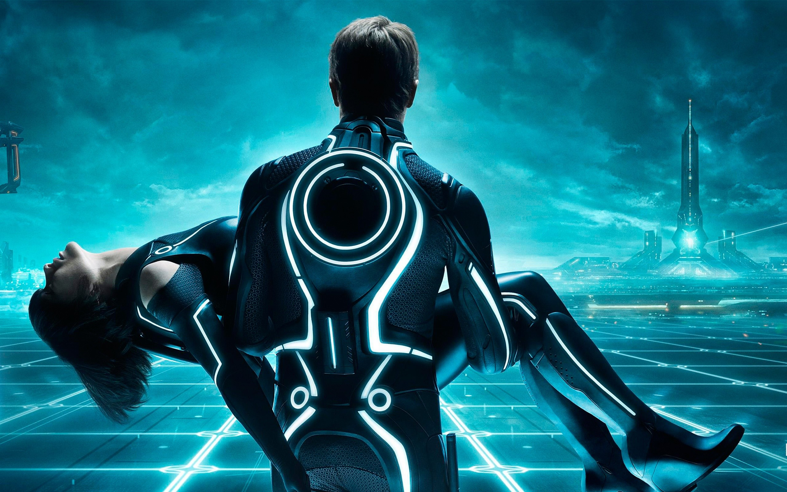 2560x1600 GalacticGirl images TRON Legacy Comic wallpaper and background