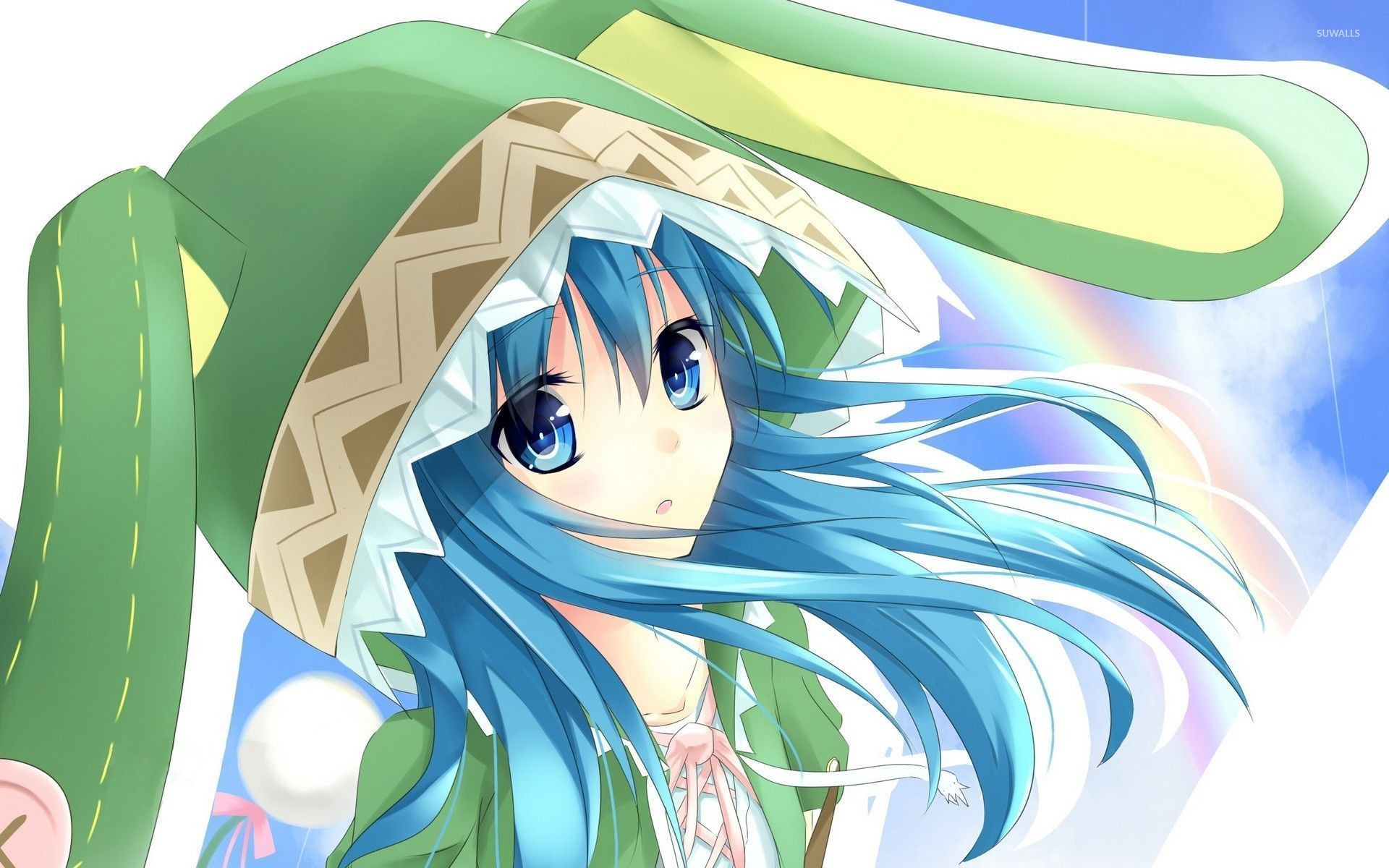 1920x1200 Yoshino - Date A Live wallpaper