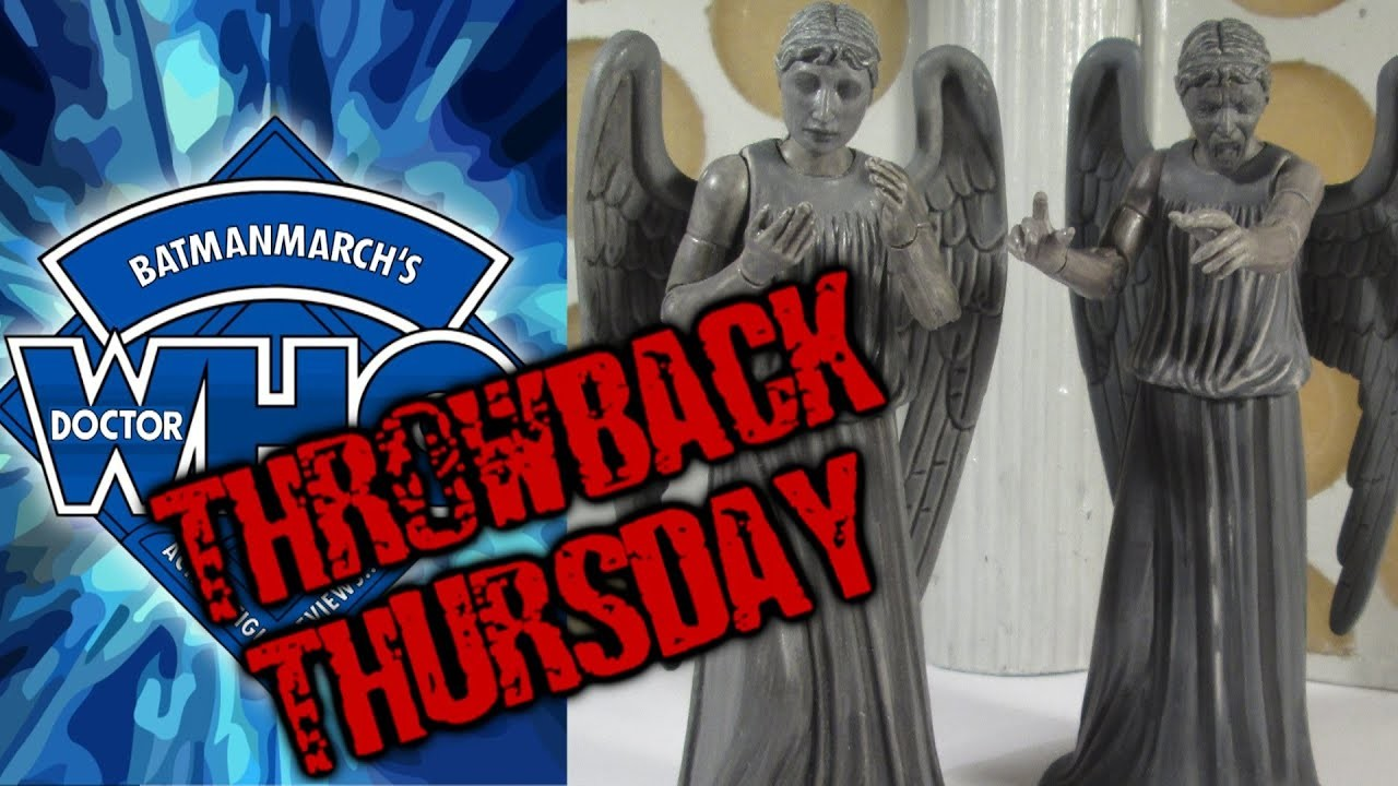 1920x1080 Doctor Who Throwback Thursday: Weeping Angels Series 3 - Review