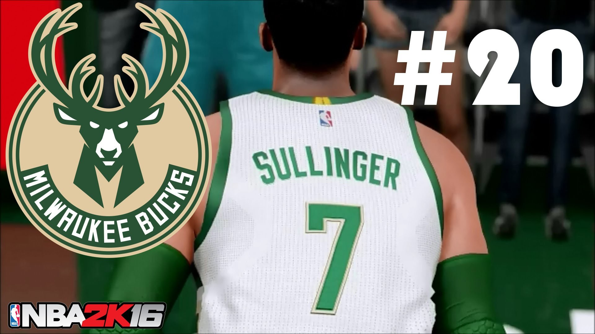 1920x1080 NBA 2K16 Milwaukee Bucks MyLeague | TRADE DEADLINE SPECIAL! 20TH EPISODE!!  | Episode 20 - YouTube