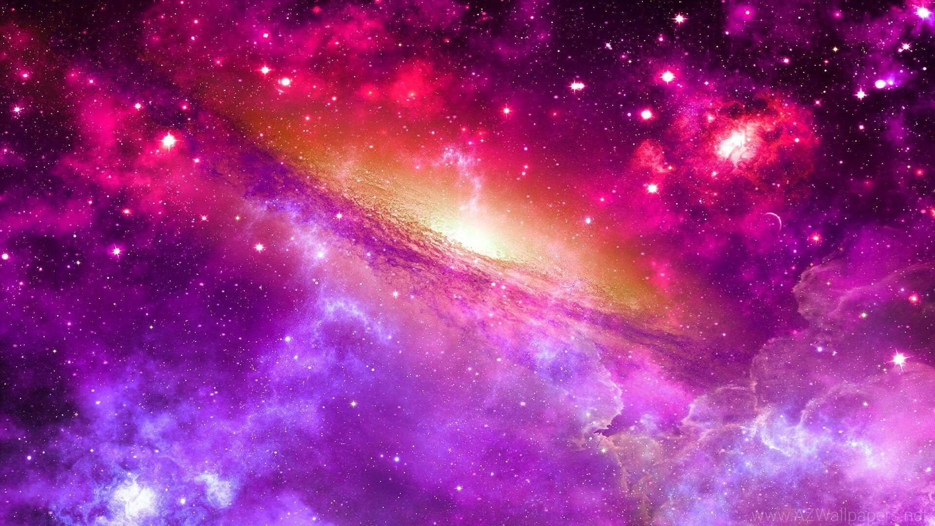 1920x1080 Download  HD Wallpapers Galaxy Helix Cloud Pink Amazing .