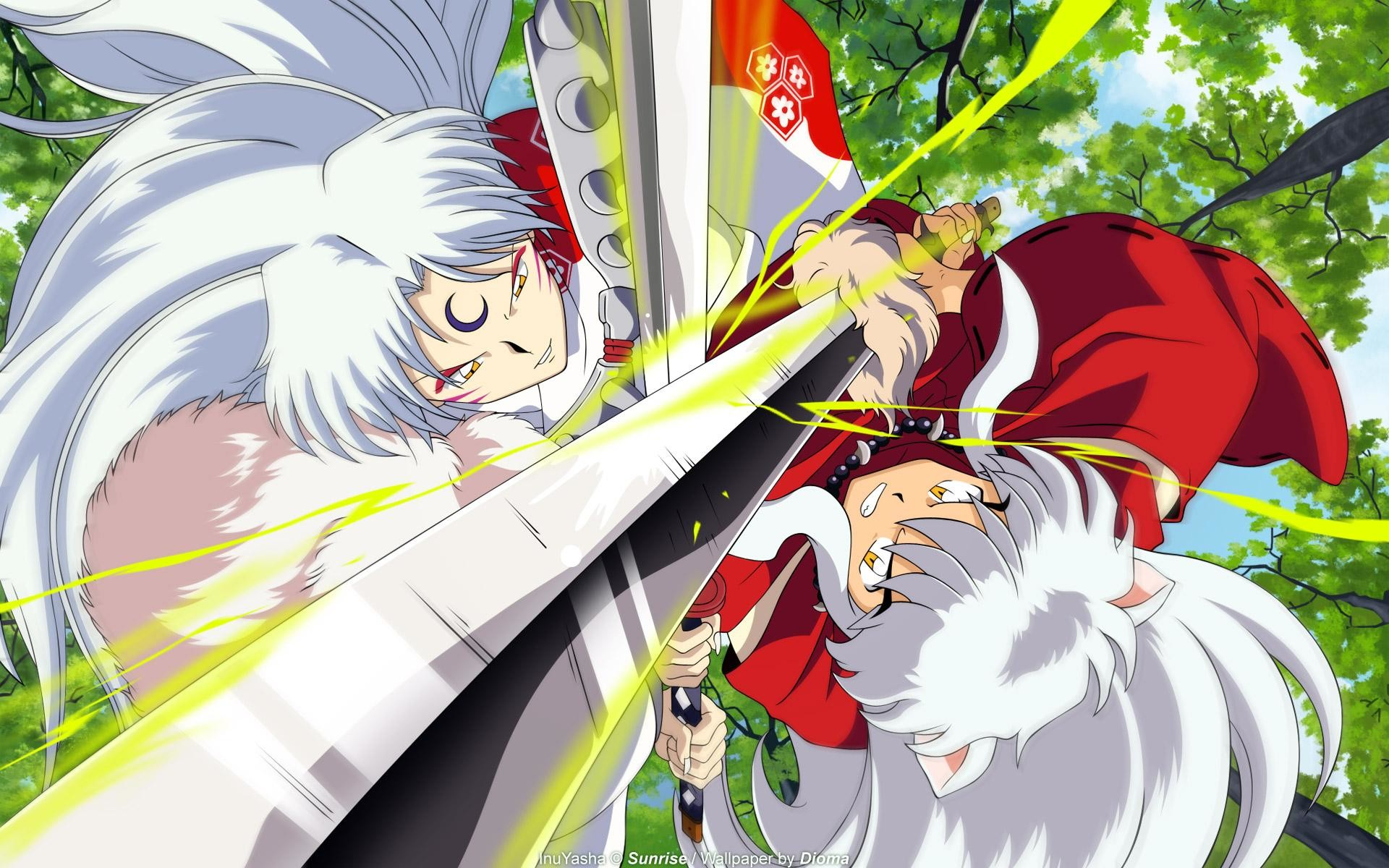 1920x1200 InuYasha HD Wallpaper | Hintergrund |  | ID:227930 - Wallpaper  Abyss