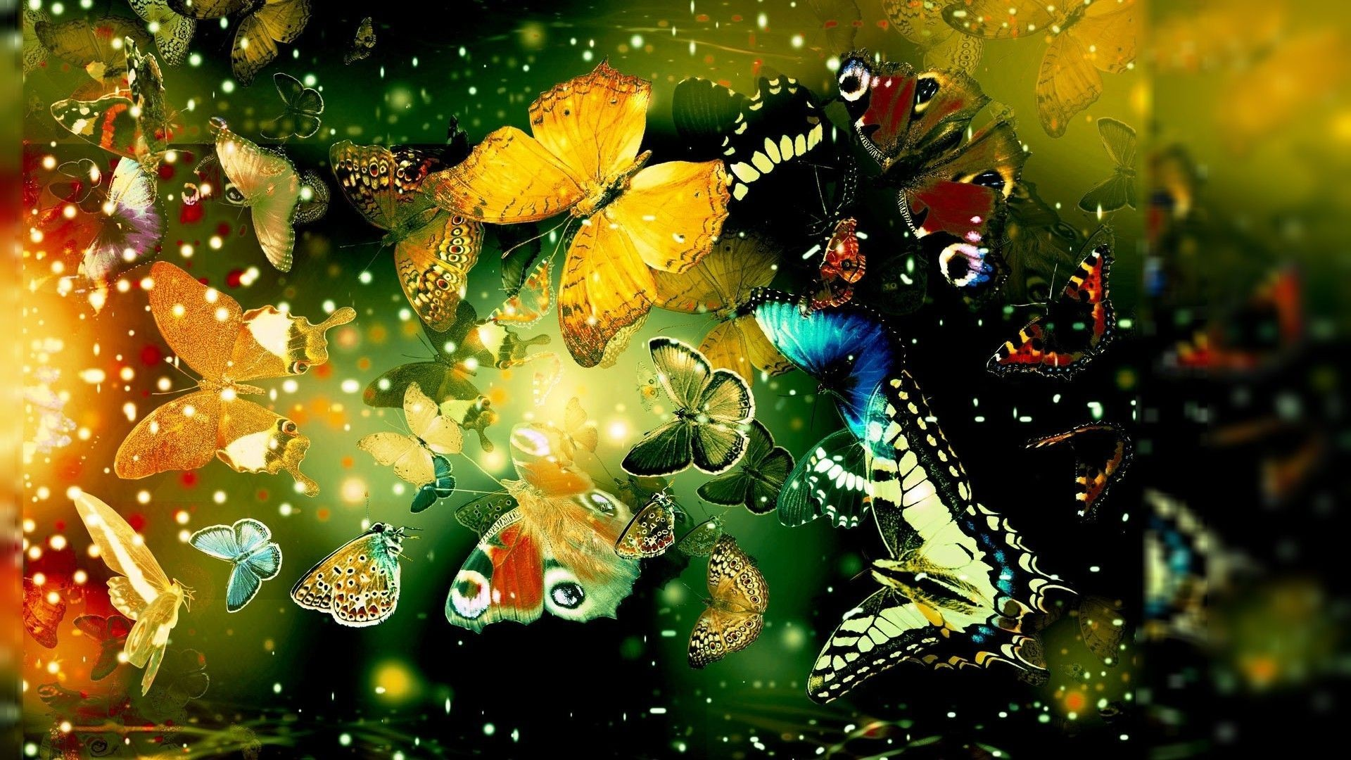Cool nature desktop backgrounds 56 images - Cool night nature backgrounds ...