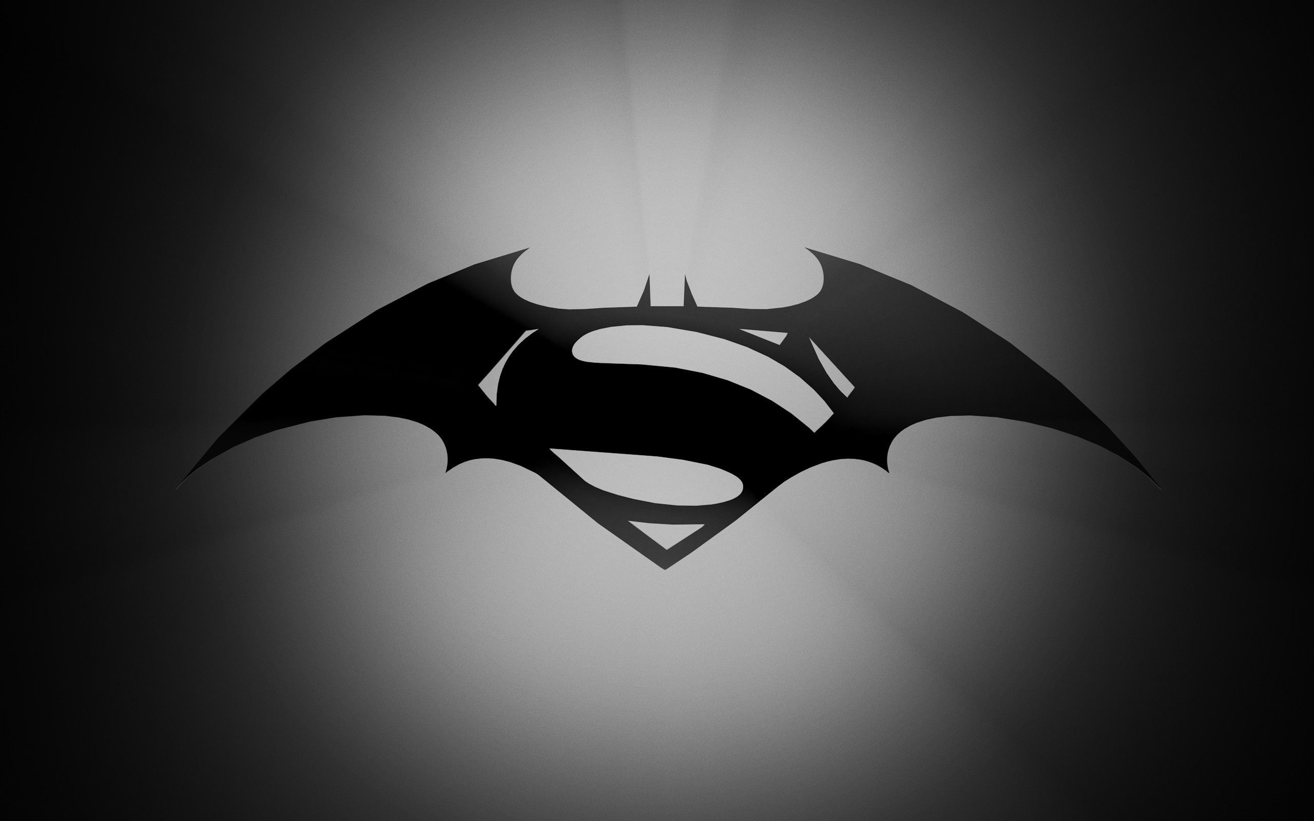 2560x1600 Many Batman V Superman Bat Logo Picture