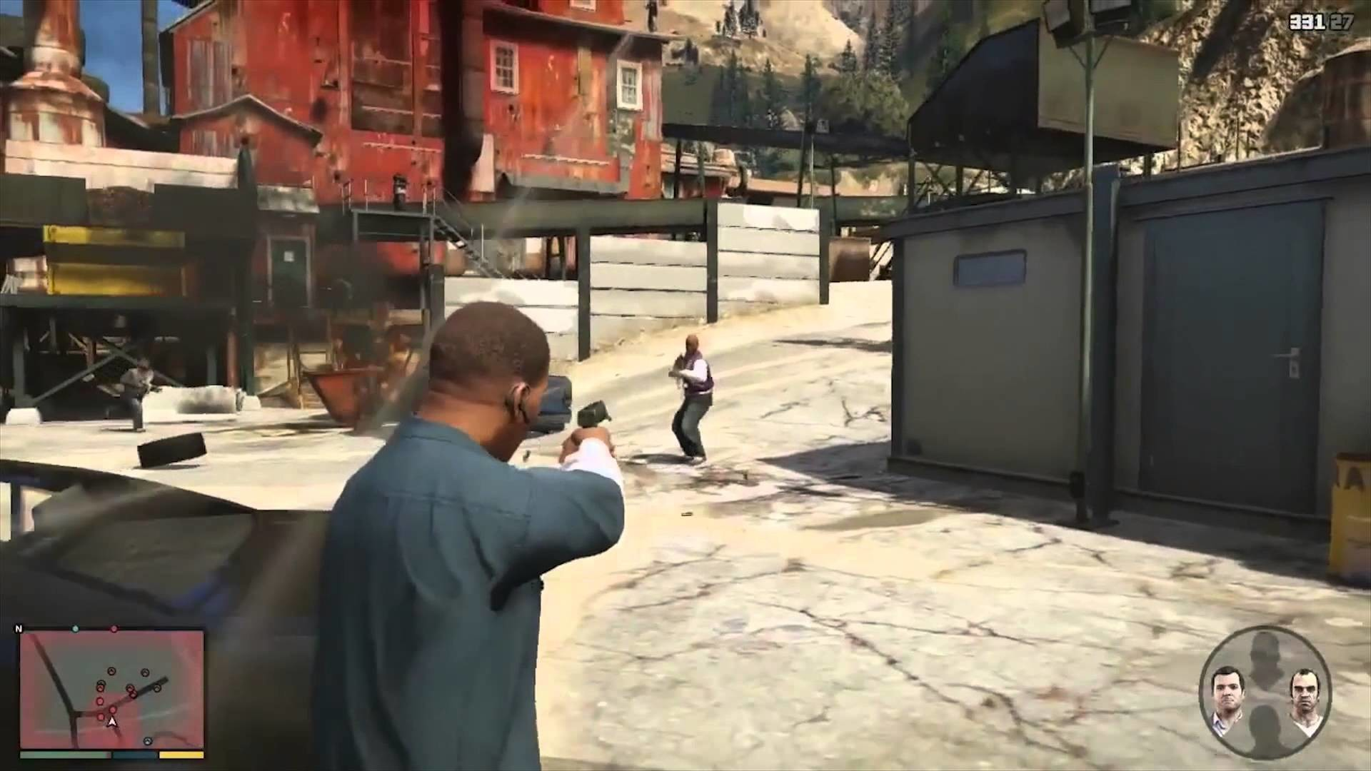 1920x1080 Grand Theft Auto V - GTA 5 Official Gameplay Video HD 1080p BEST QUALITY -  YouTube