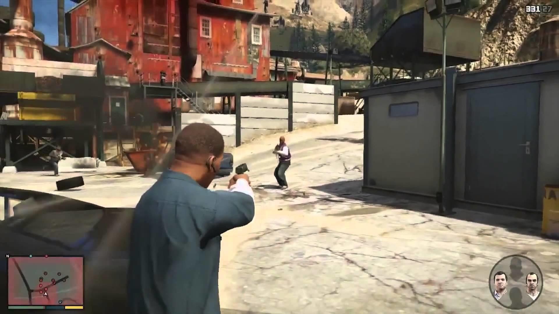 gta 5 gameplay pc video download