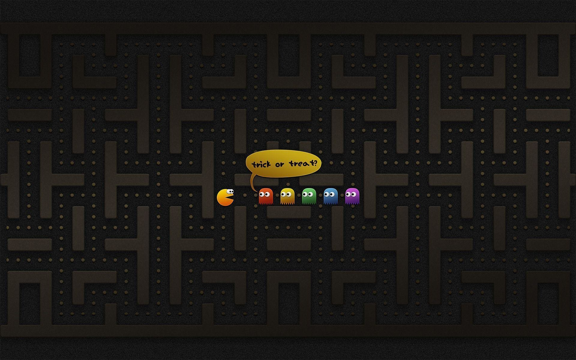1920x1200 113 Pac-man Wallpapers | Pac-man Backgrounds