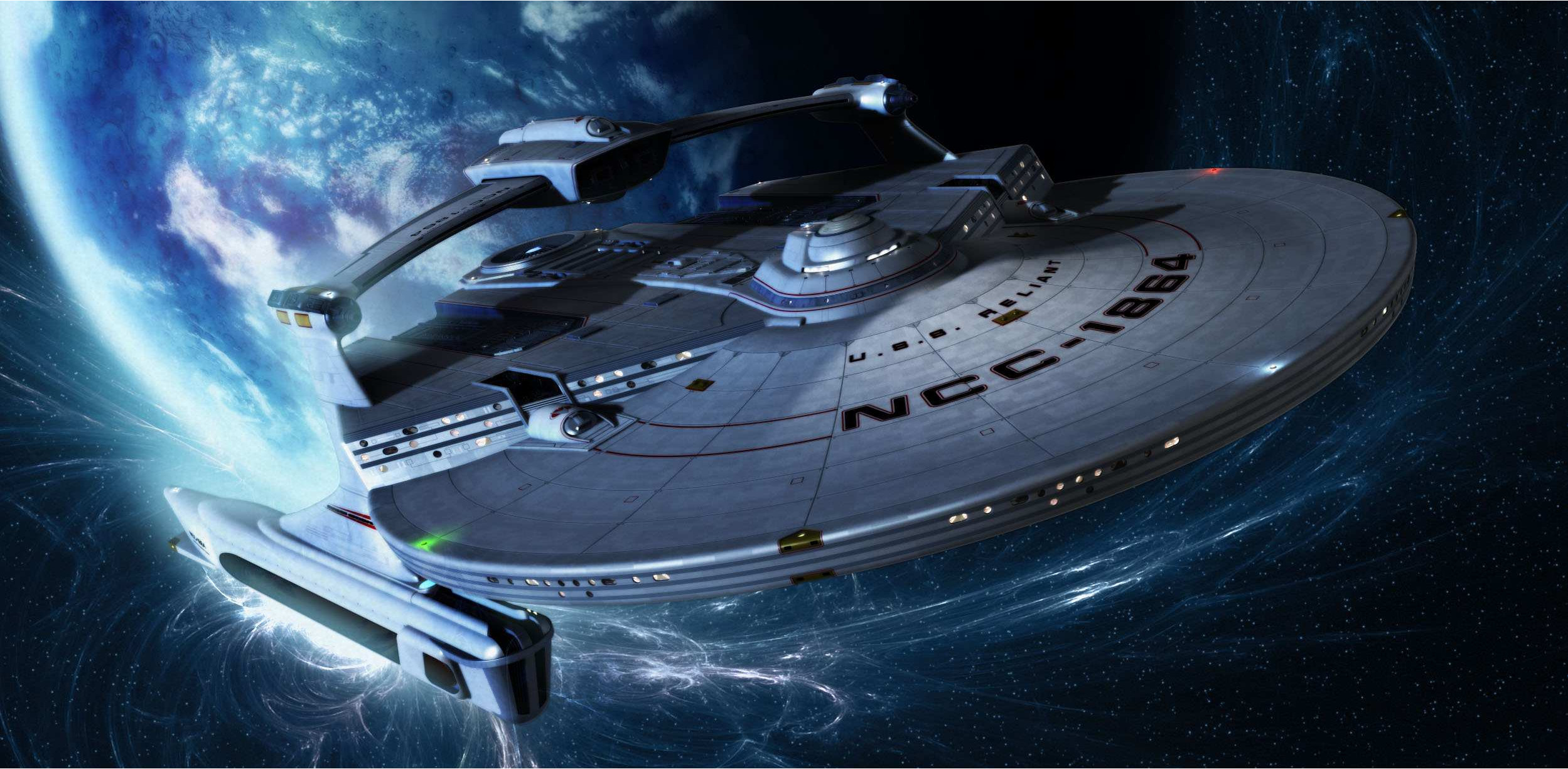 2498x1225 HD Wallpaper | Background Image ID:350301.  Sci Fi Star Trek