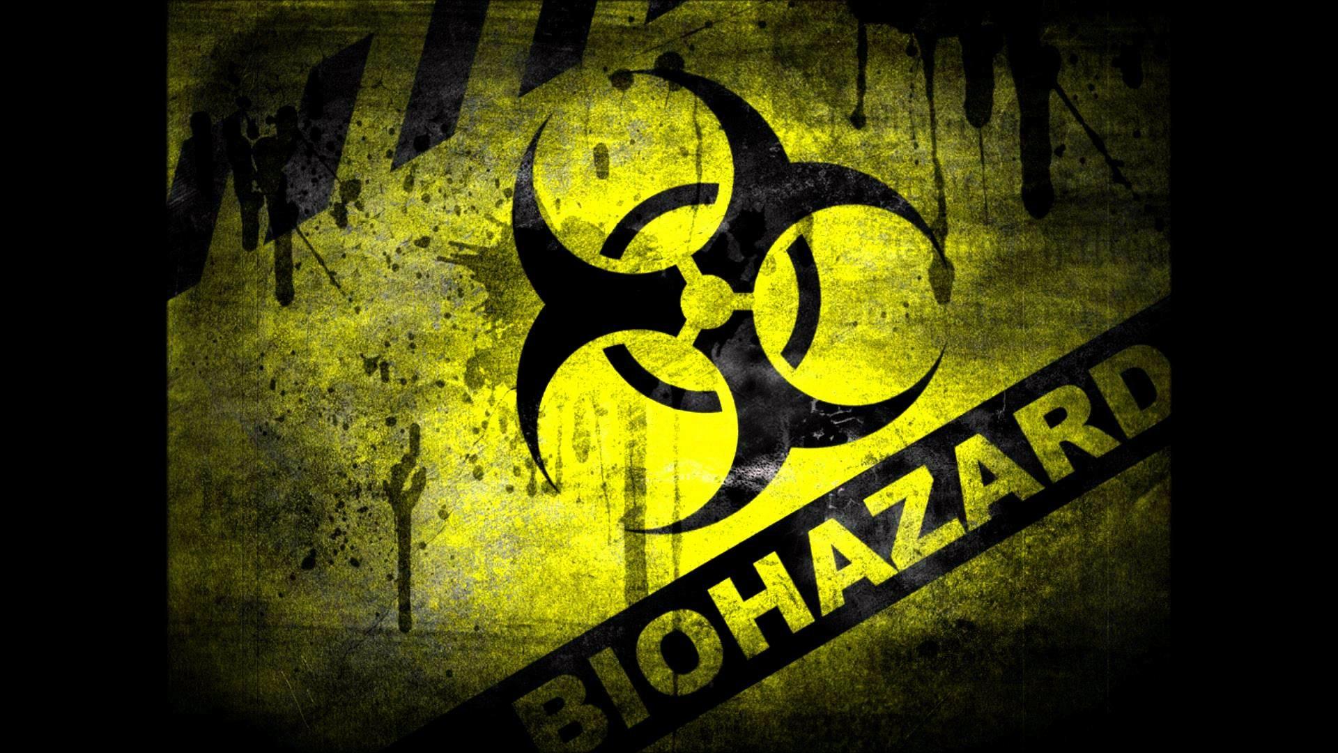 Biohazard Symbol Wallpaper 61 Images