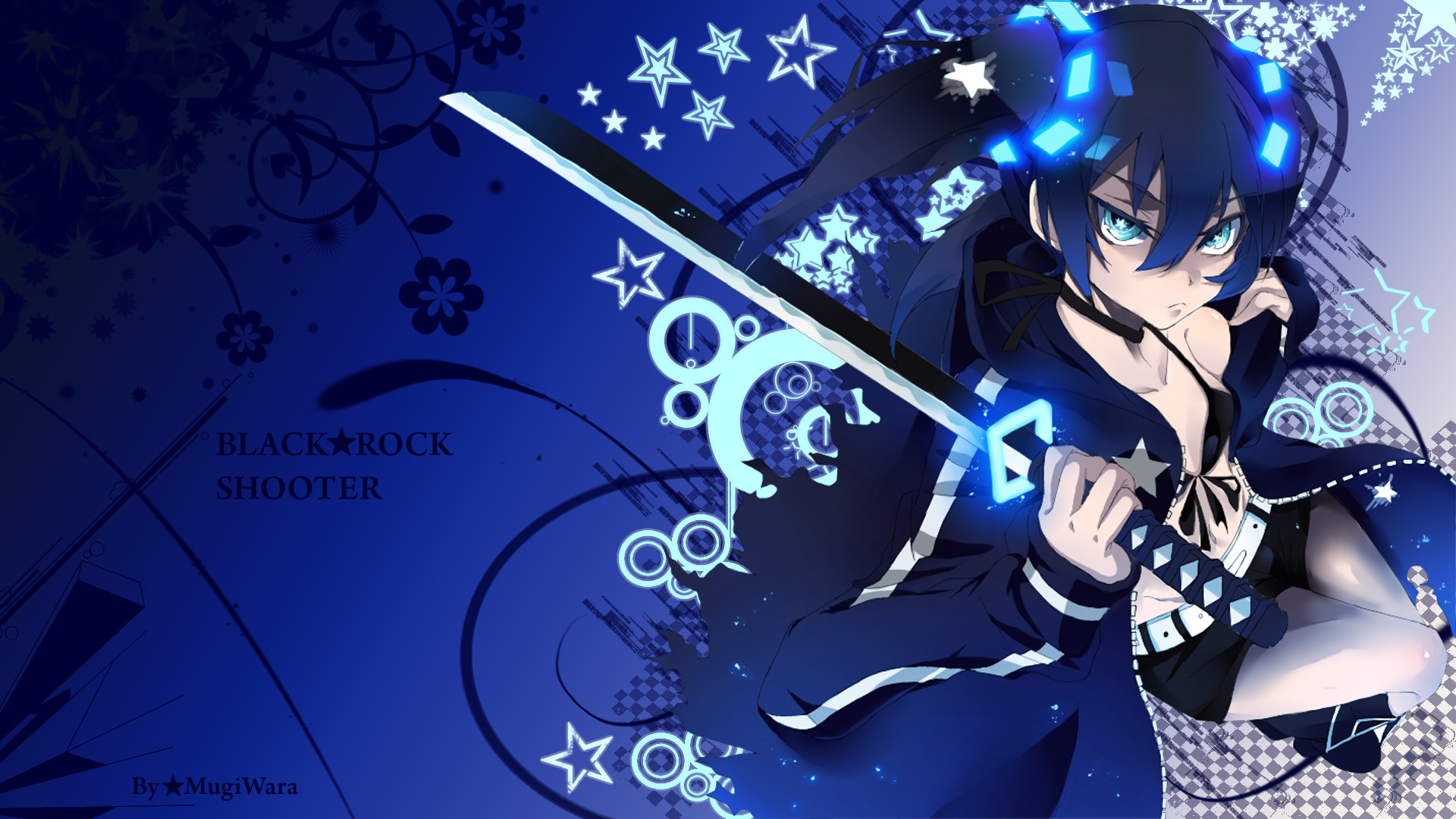 Black Rock Shooter Wallpapers 80 Images