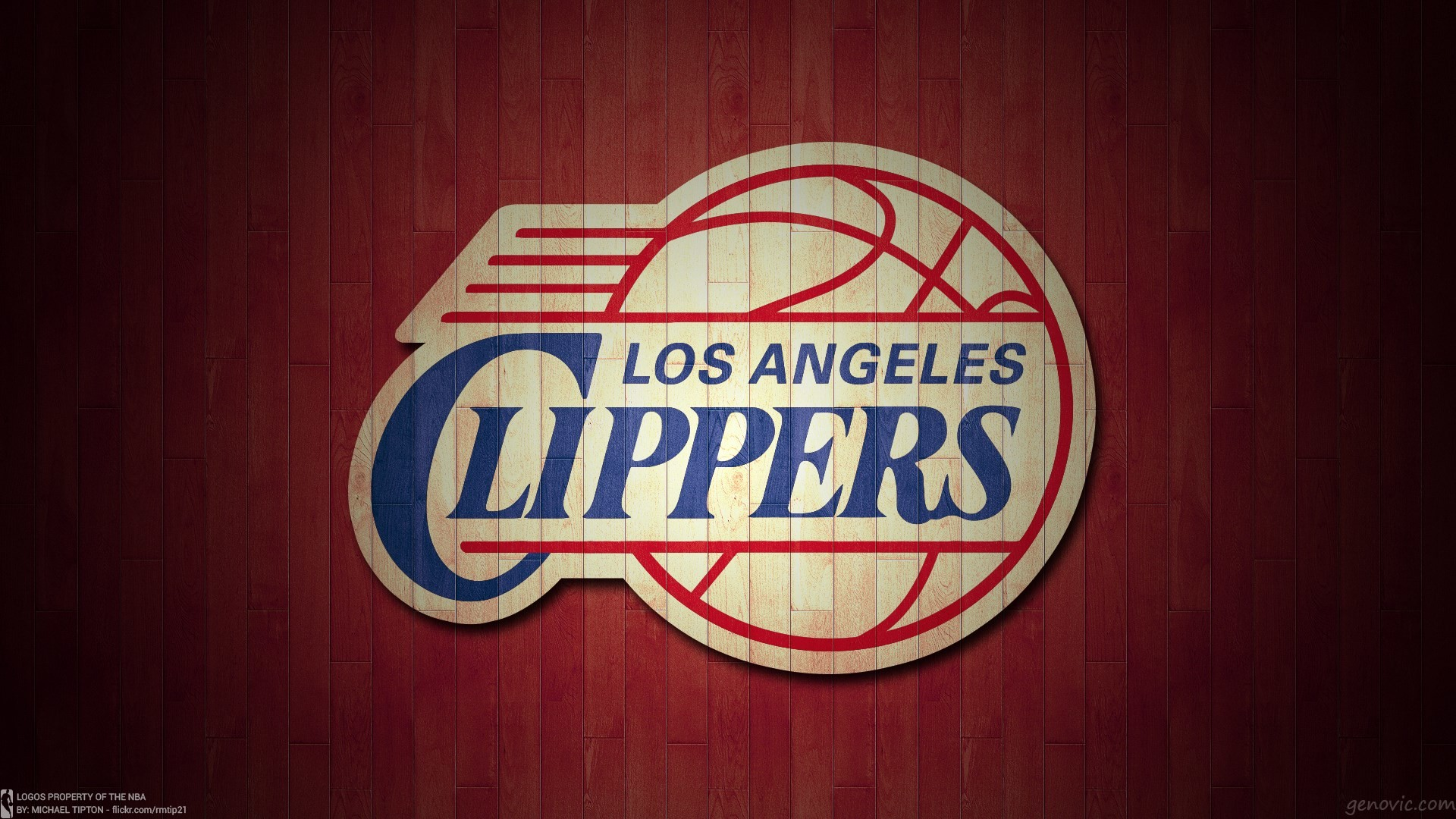 1920x1080 Clippers Wallpaper