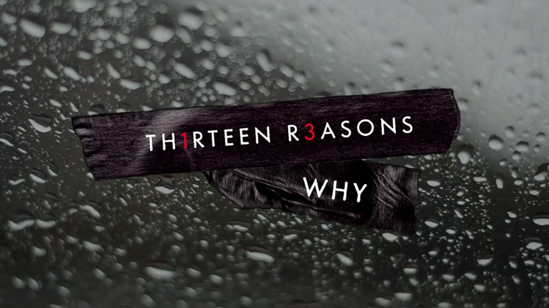 1920x1080 TV Show - 13 Reasons Why Wallpaper