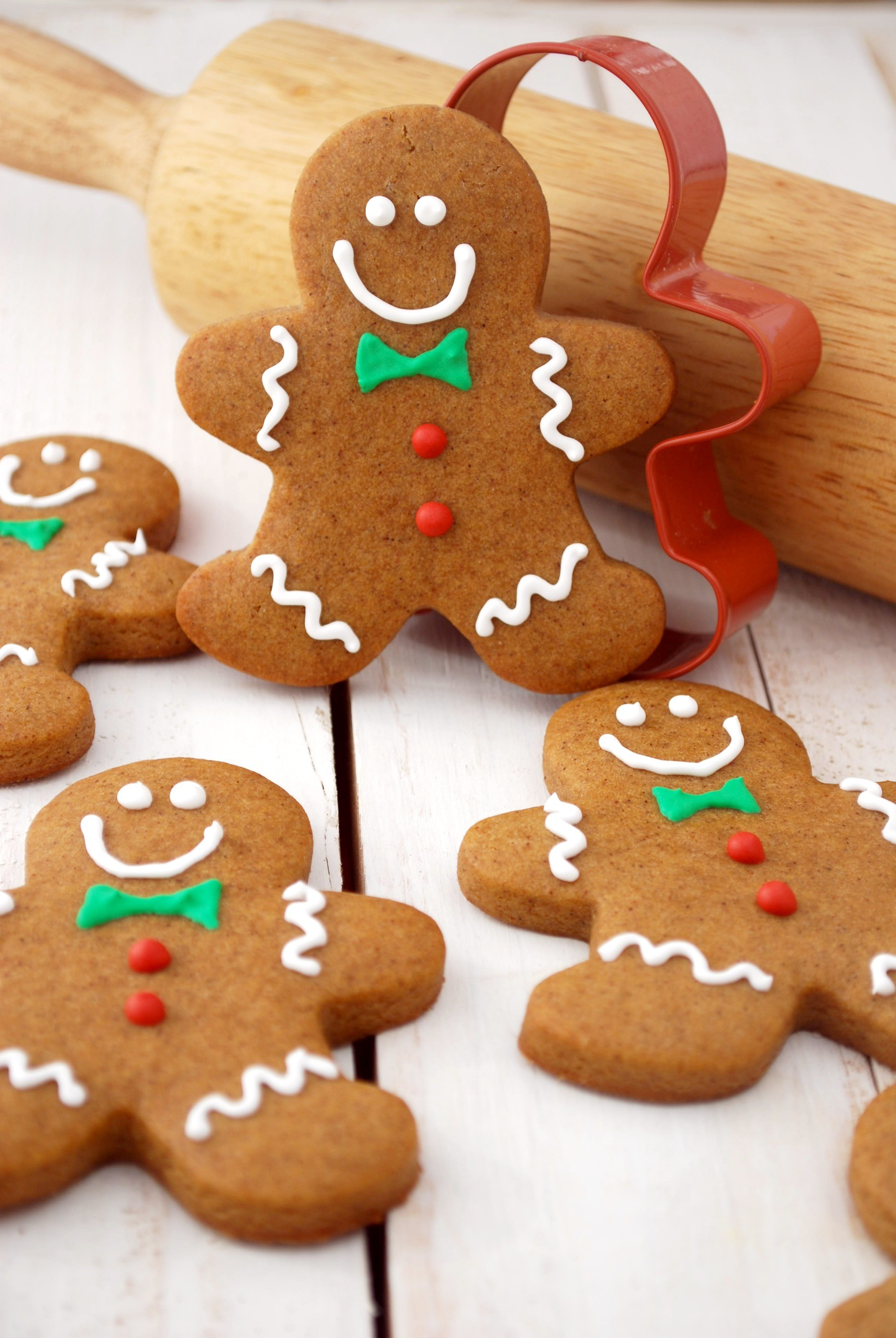 Gingerbread Man Wallpaper 51+ images