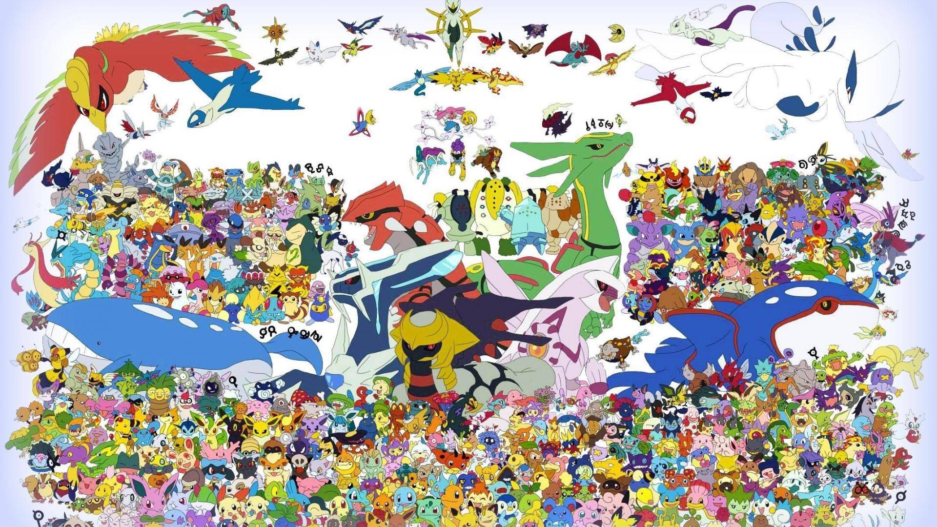 Pokemon Wallpapers For Desktop 68 Images