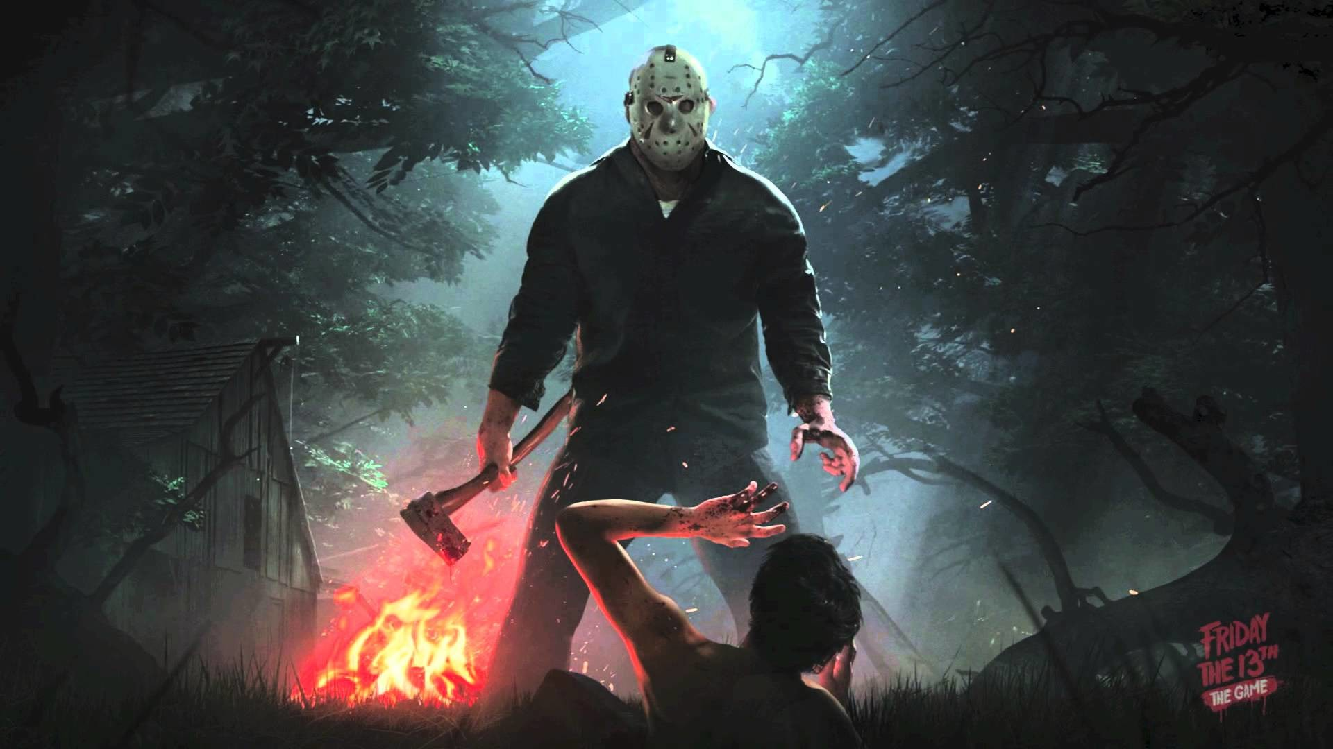 1920x1080 Friday the 13th The Game