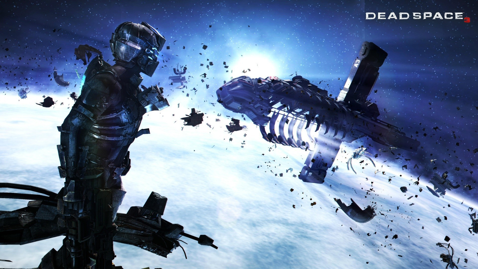 1920x1080 Video games dead space 3 wallpaper
