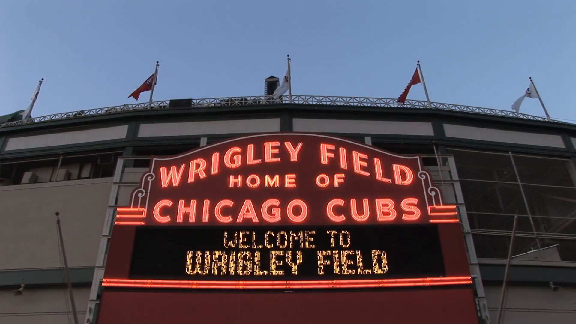 1920x1080  Wednesday night marks end of an era at Wrigley Field | MLB |  Sporting News