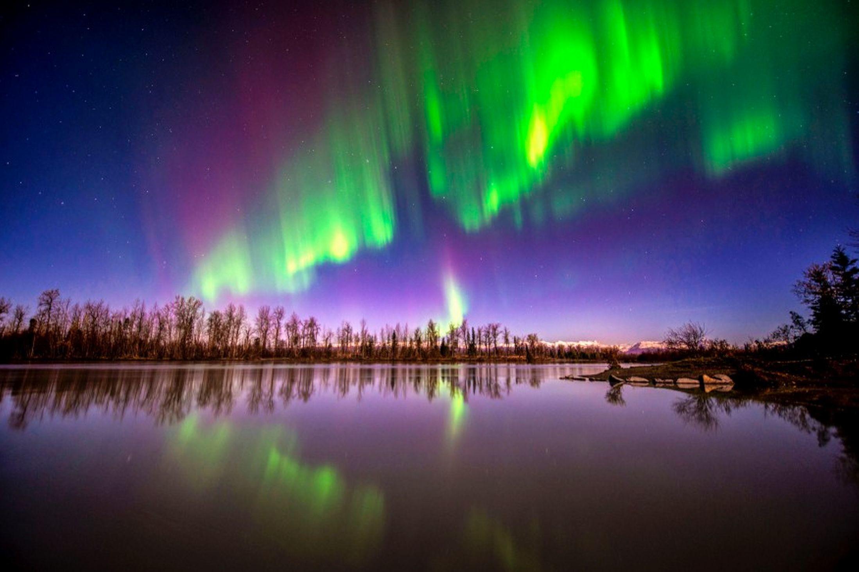 Alaska Night Sky HD Wallpaper images