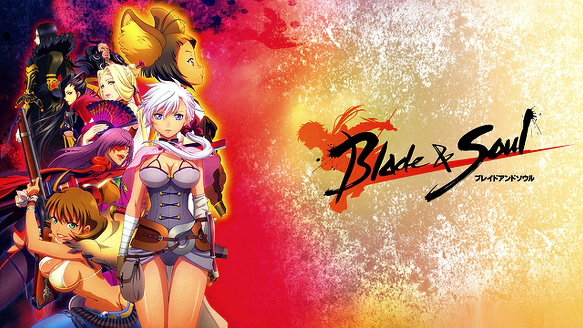 Blade And Soul Anime Wallpaper Hd 76 Images