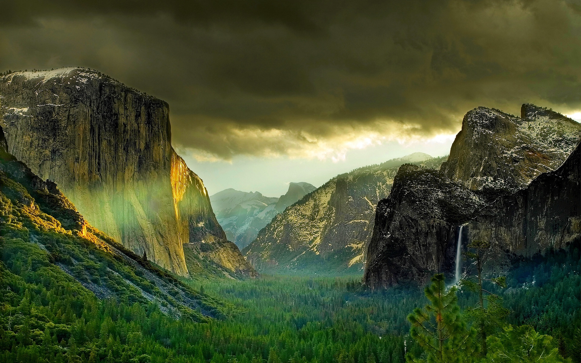 1920x1200 Yosemite National Park wallpaper #4669 | Download Wallpaper | Pinterest |  Yosemite national park, Apple mac and Wallpaper