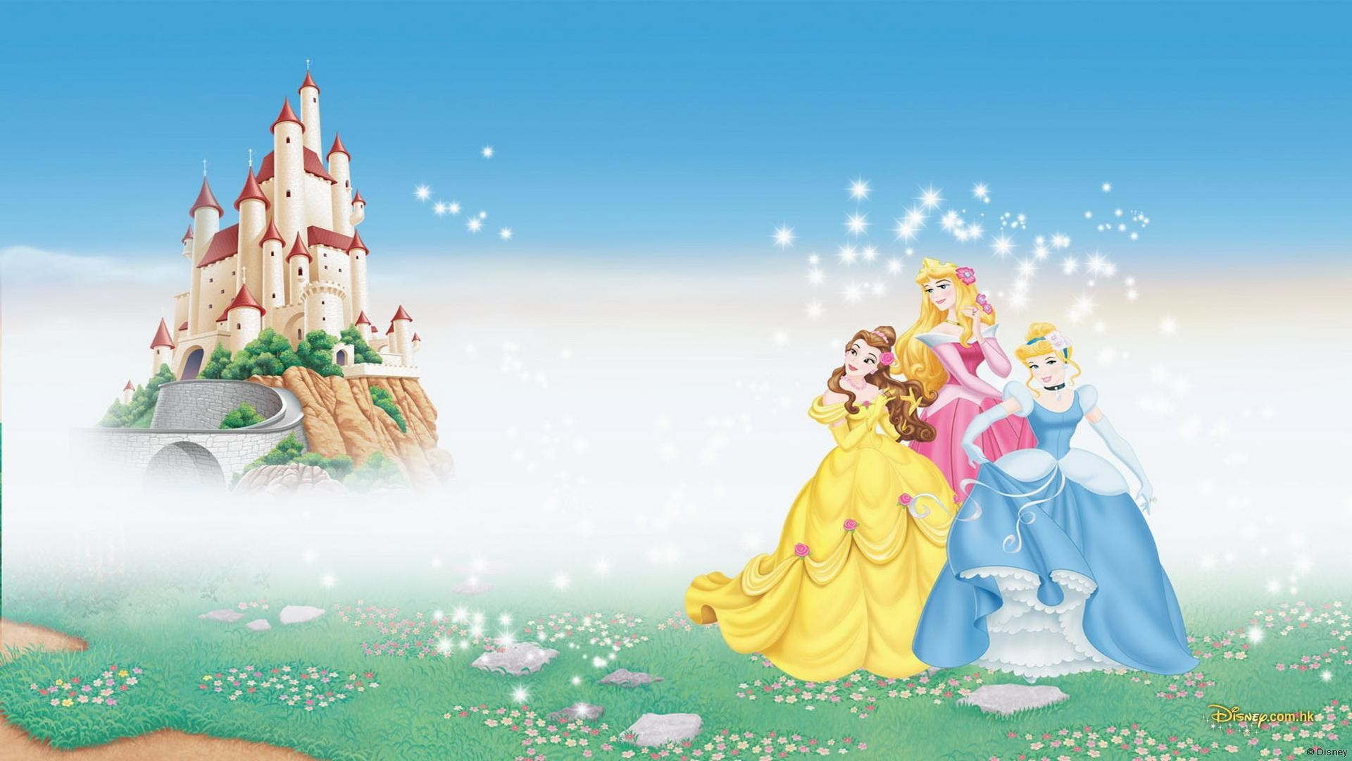 1920x1080 10. disney-princess-wallpaper10-600x338