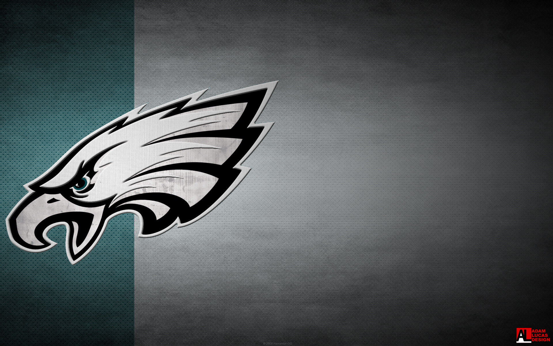 1920x1200 NFL (NFC) Logo Wallpaper (Mobile and Desktop)