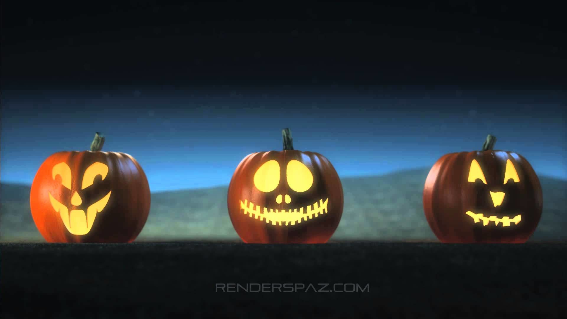 animated jack o lantern wallpaper (75+ images)