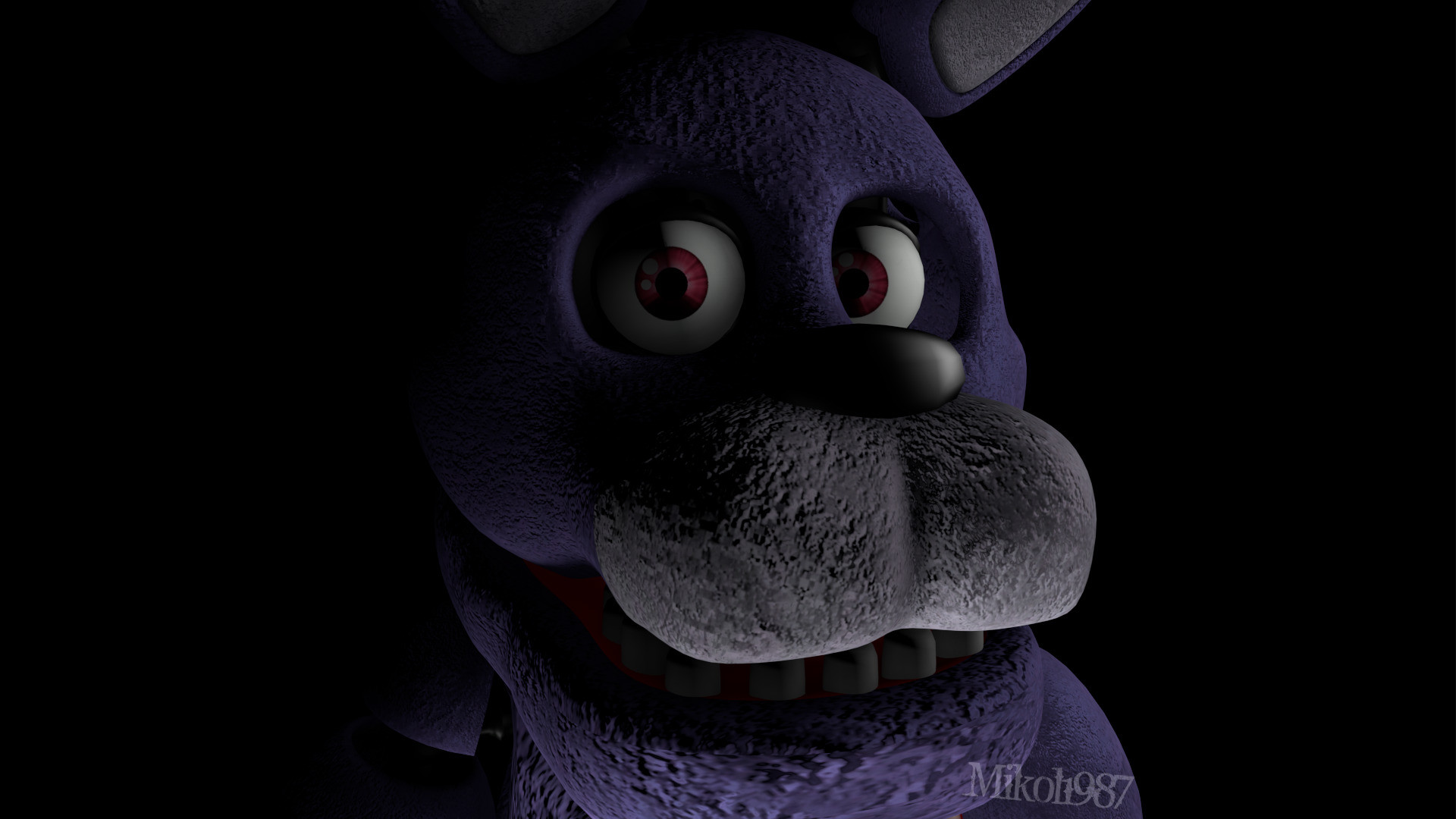 Bonnie The Bunny Wallpaper 81 Images