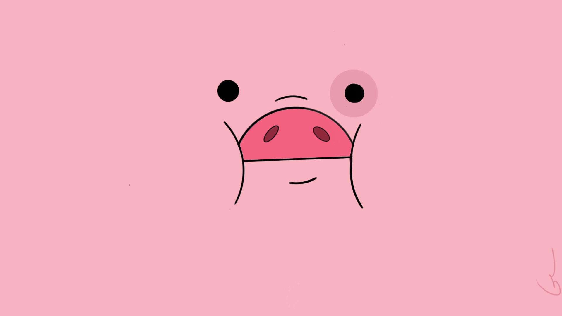 Pig Wallpaper (62+ Images