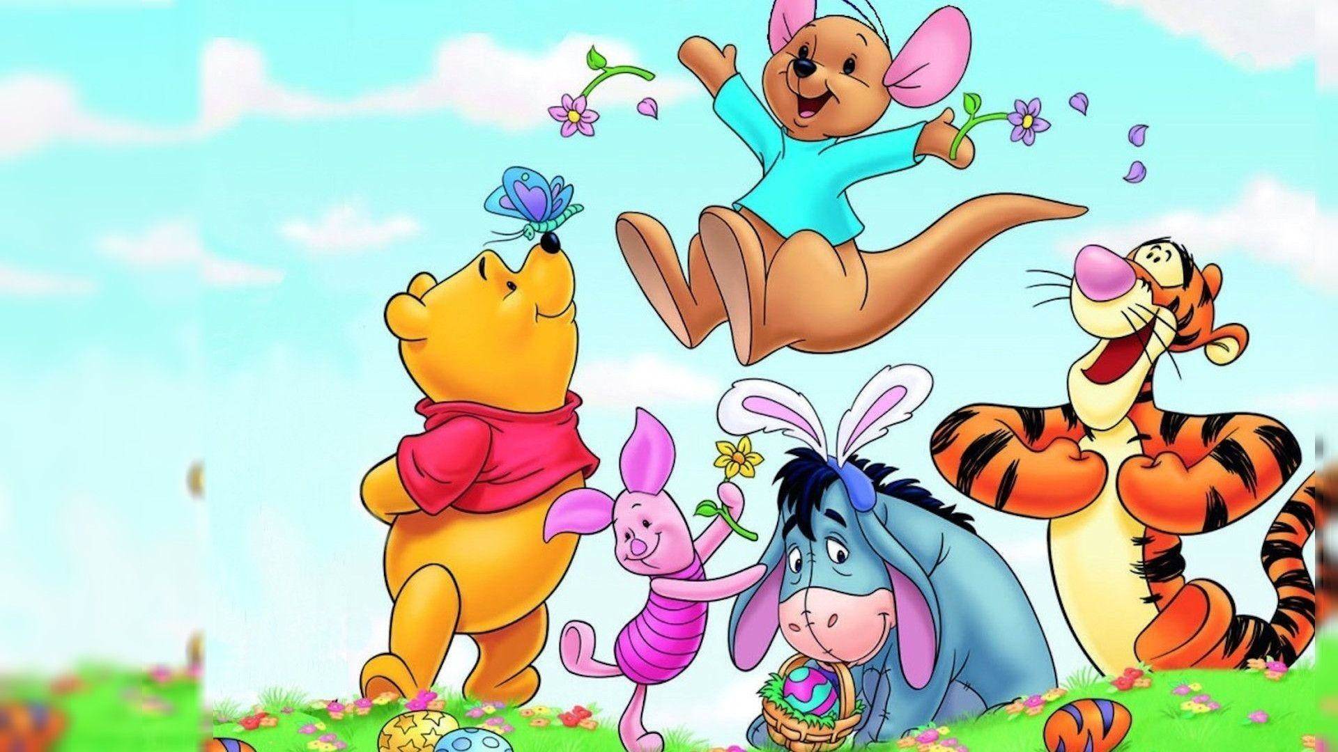 1920x1080 Winnie The Pooh HD Wallpapers