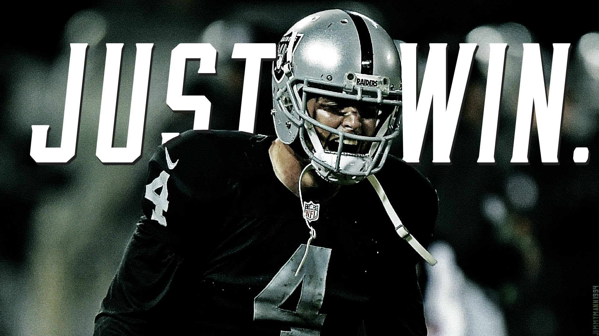 1920x1080 Derek Carr 2015 Oakland Raiders Highlights