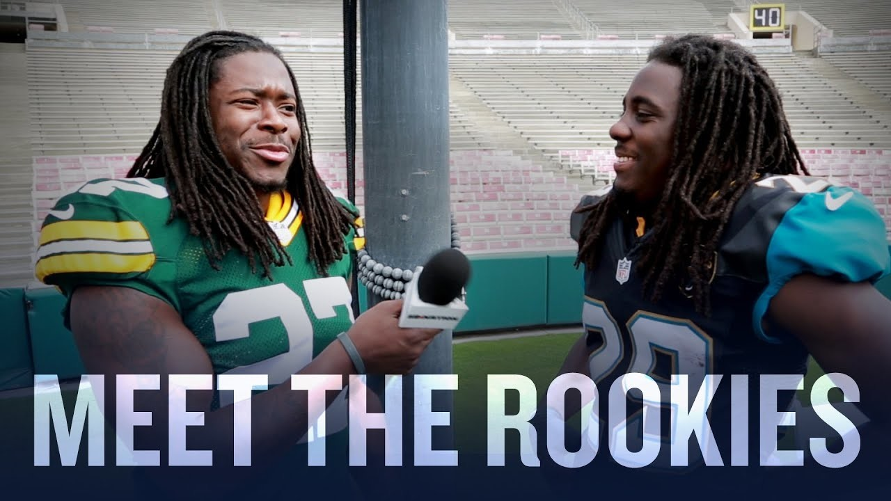 1920x1080 Denard Robinson and Eddie Lacy Interview Top Rookies (2013 NFLPA Rookie  Premiere) - YouTube
