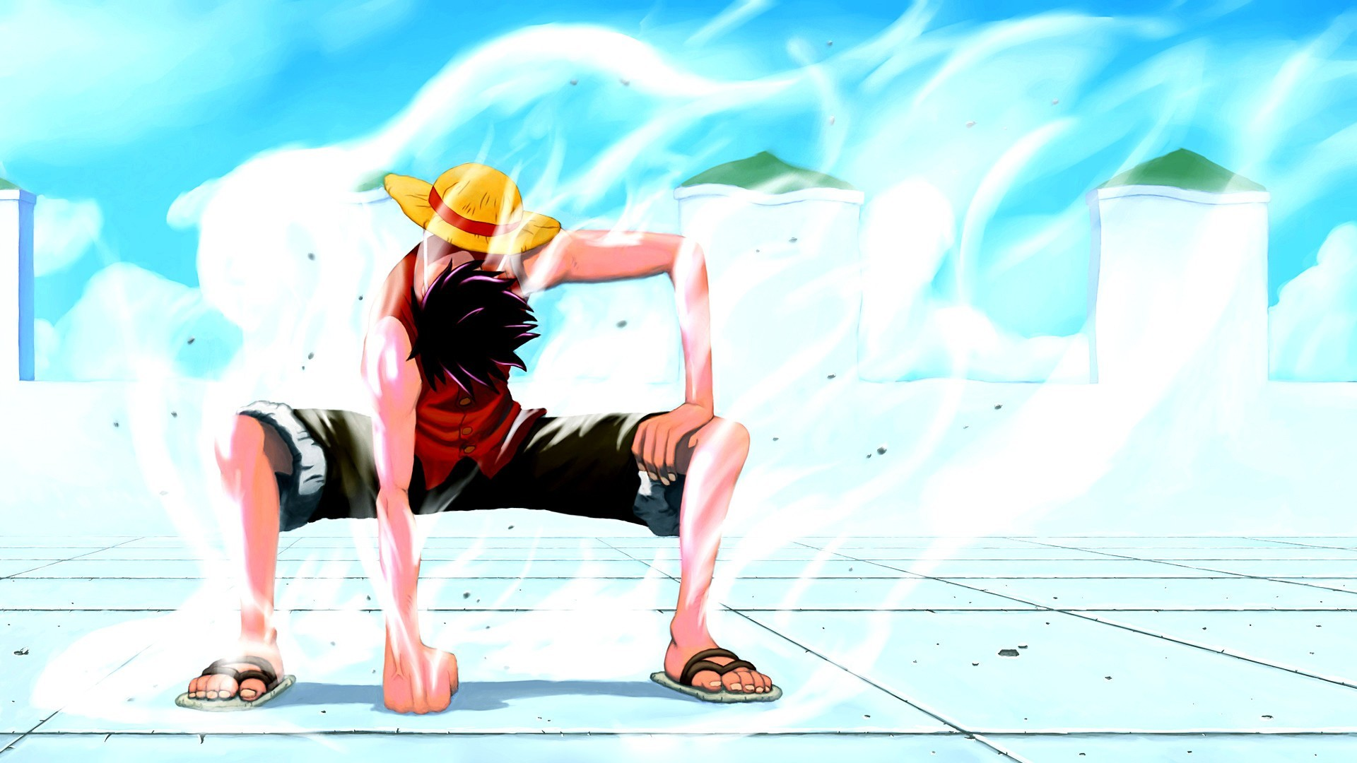 1920x1080  High Resolution Monkey D Luffy One Piece Wallpaper HDFull Size.
