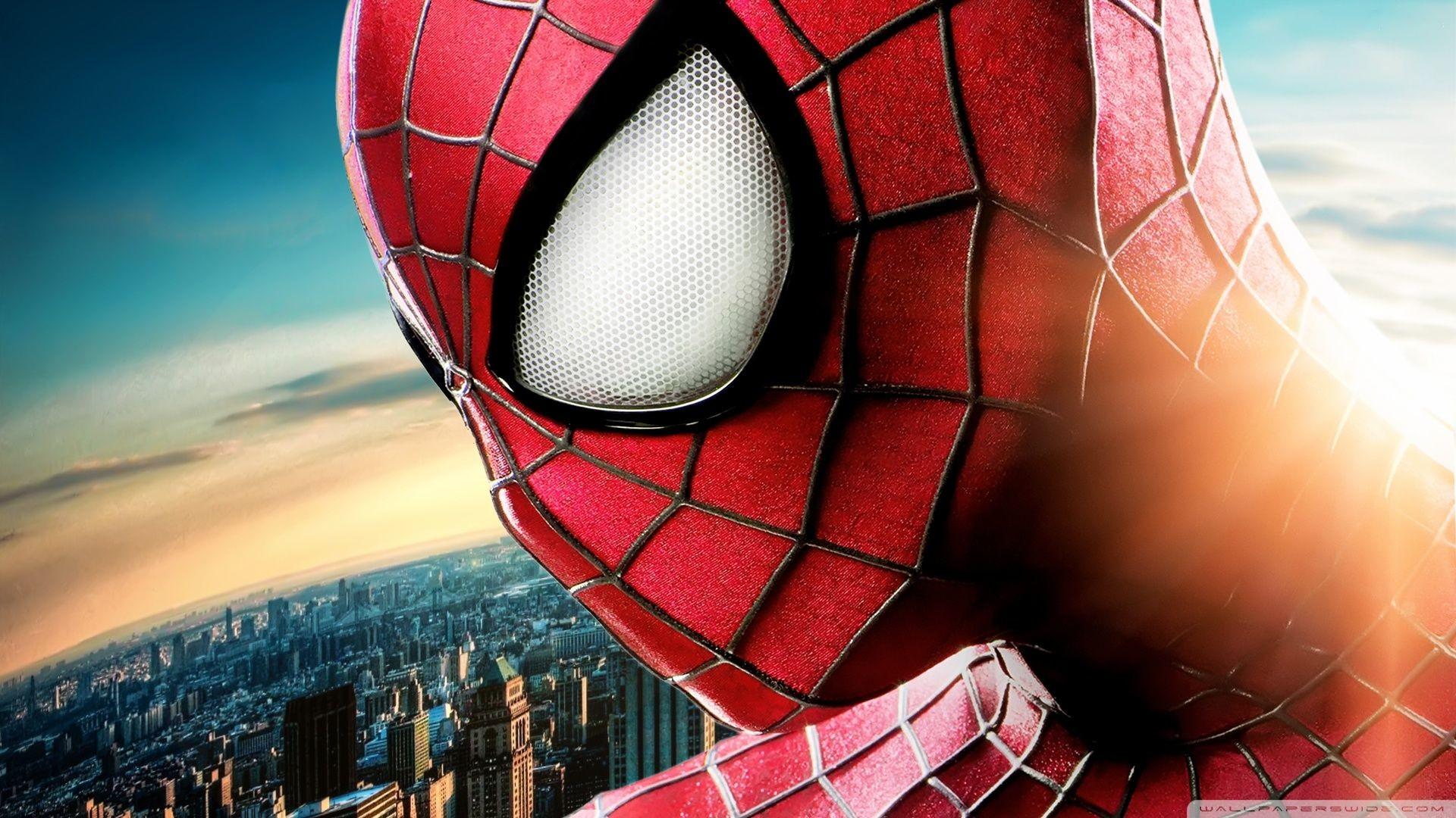 Spiderman HD Wallpaper 1920x1080 (81+ images)