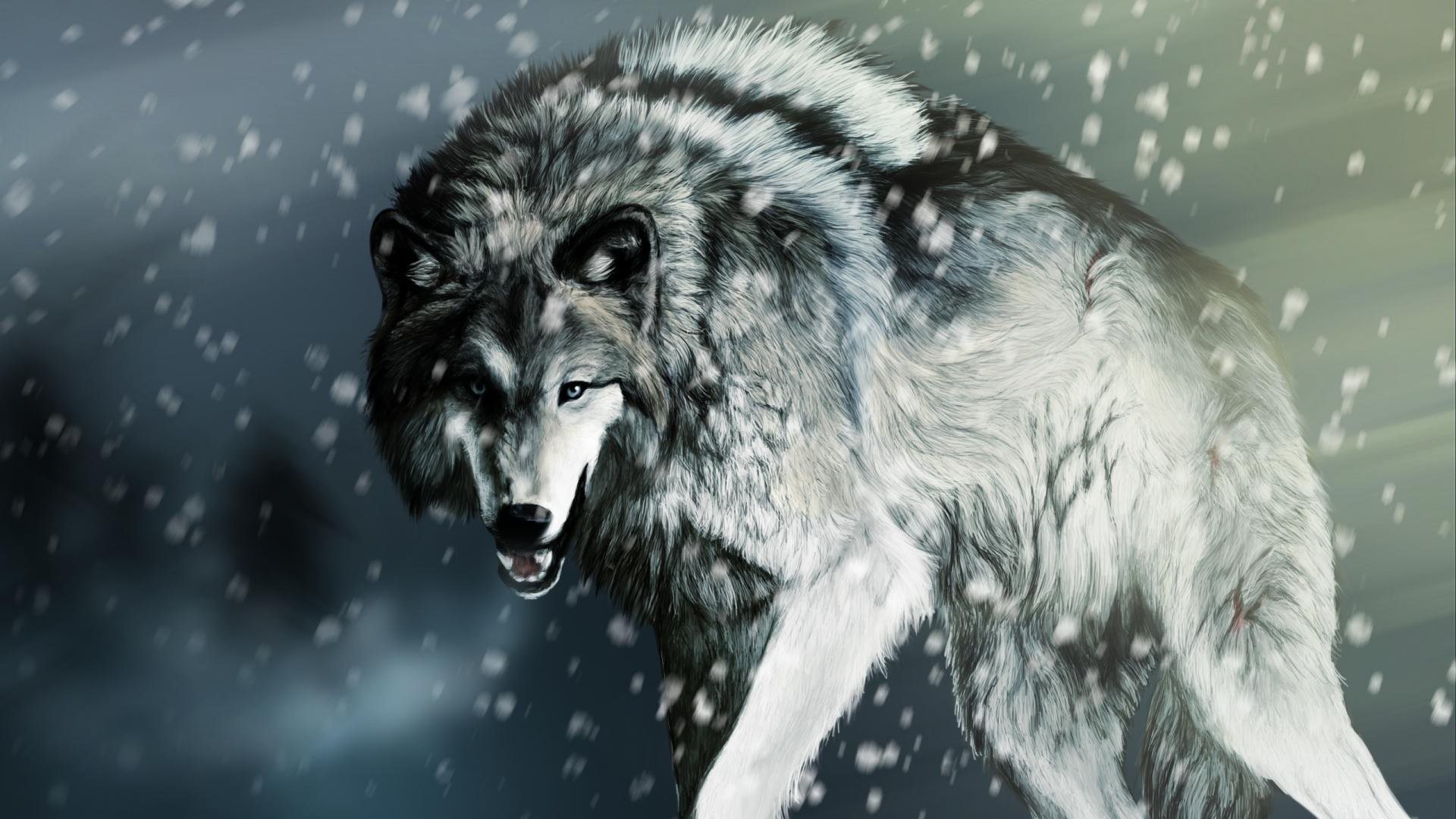 1920x1080 4. lone-wolf-wallpaper-HD4-600x338