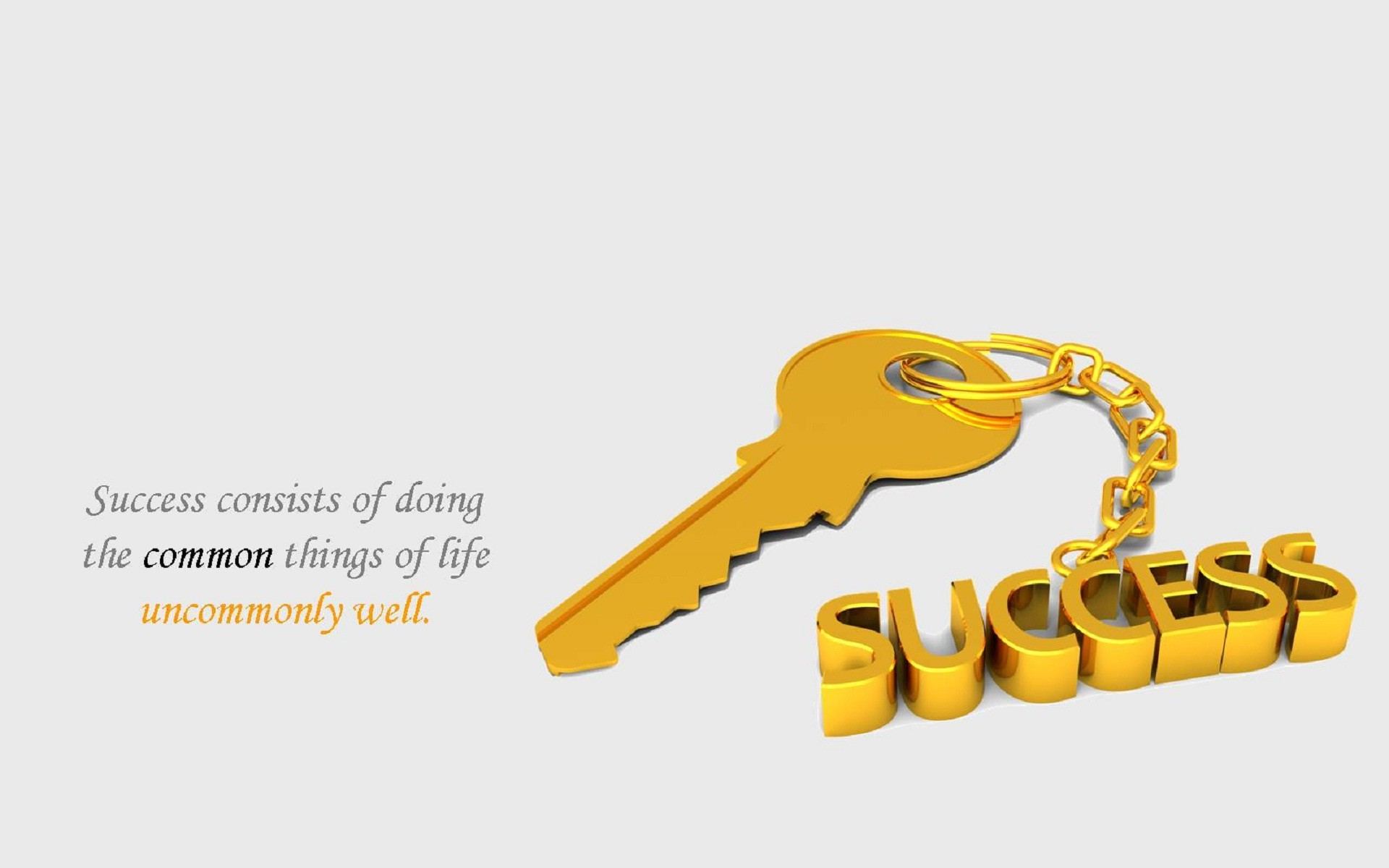 1920x1200 Success key quote latest wallpaper