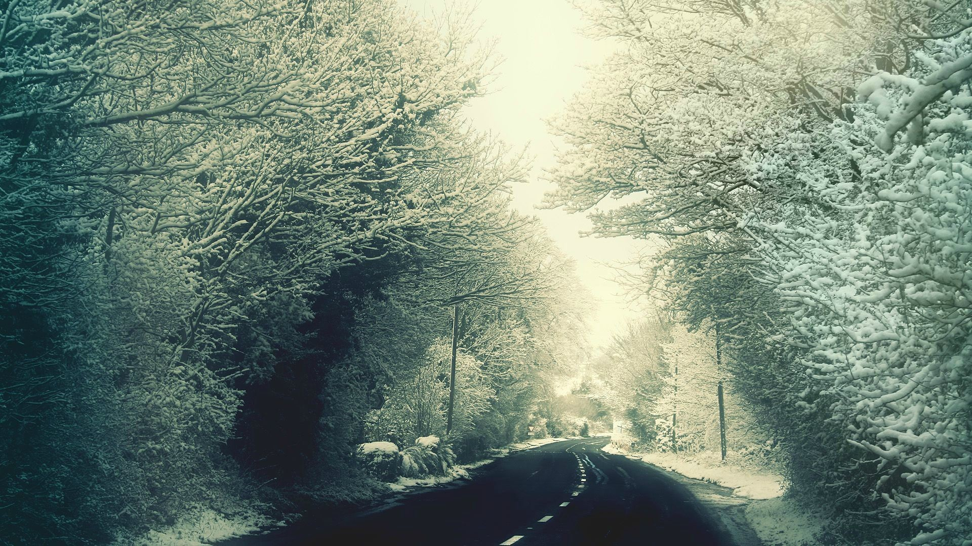 HD Winter Wallpapers 1080p (68+ images)