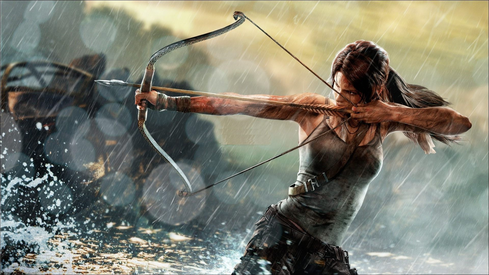 1920x1080 Archery Wallpaper 20 - 1920 X 1080