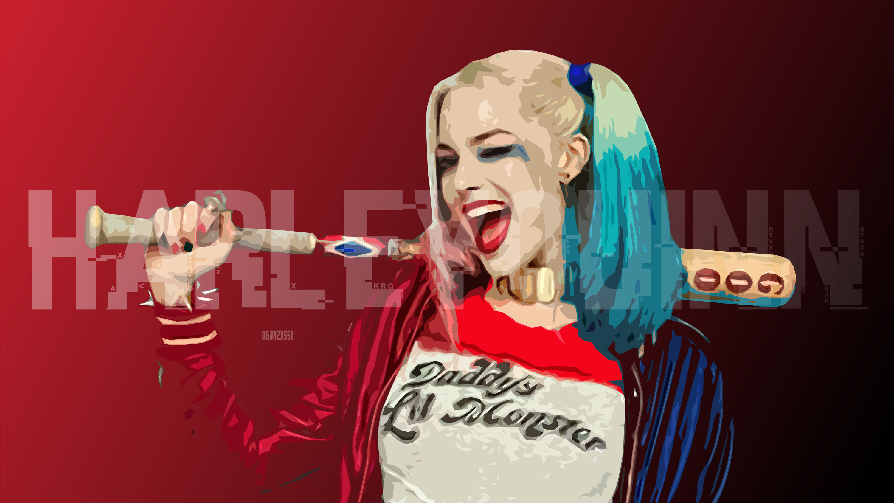 Wallpaper Hd Suicide Squad Harley Quinn: Harley Quinn Wallpapers (69+ Images