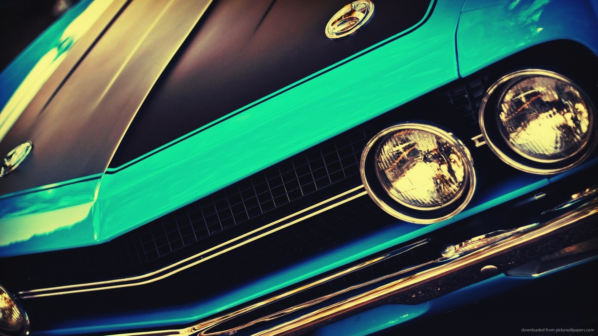 1920x1080 Old Muscle Cars Wallpapers Hd Auto Datz