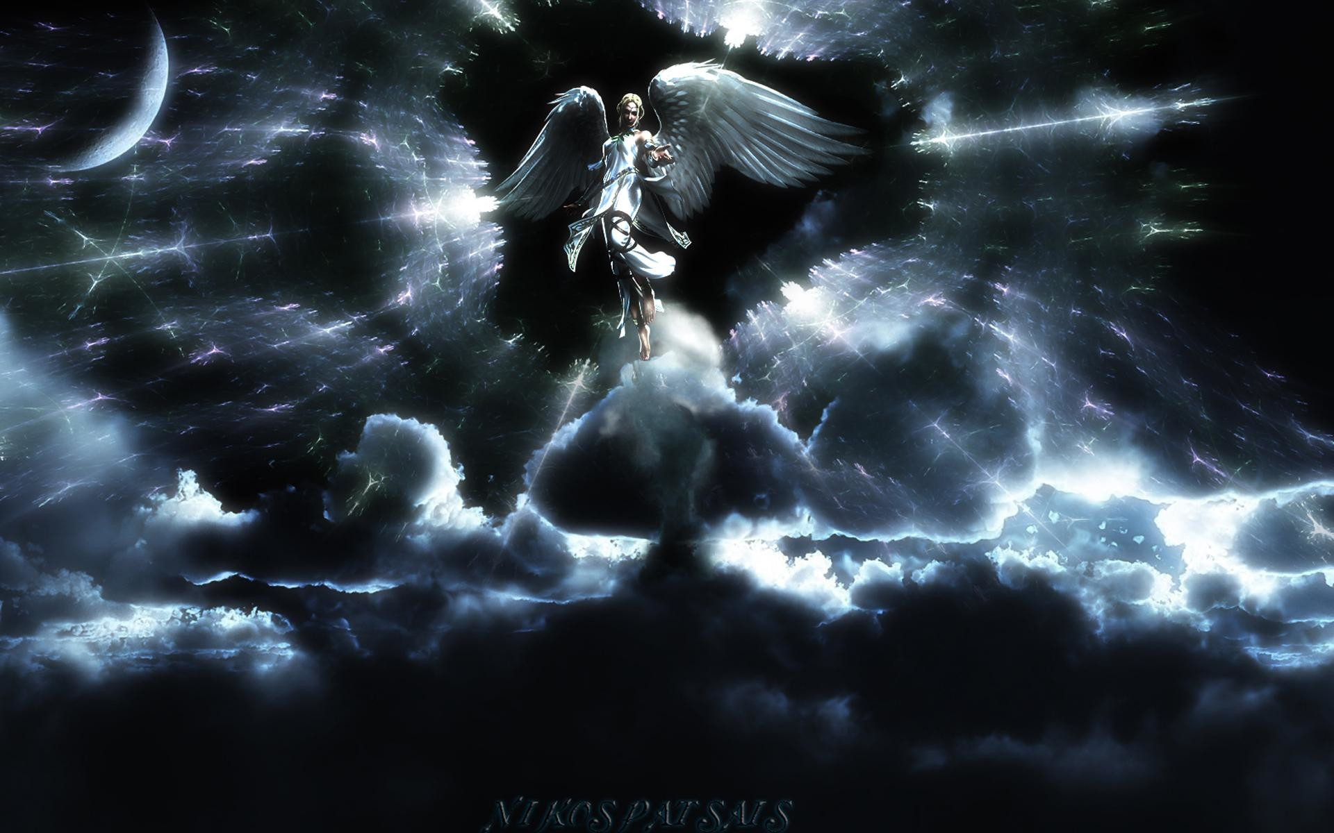How To Call Upon Your Spirit Guides And Guardian Angels Black guardian angels pictures