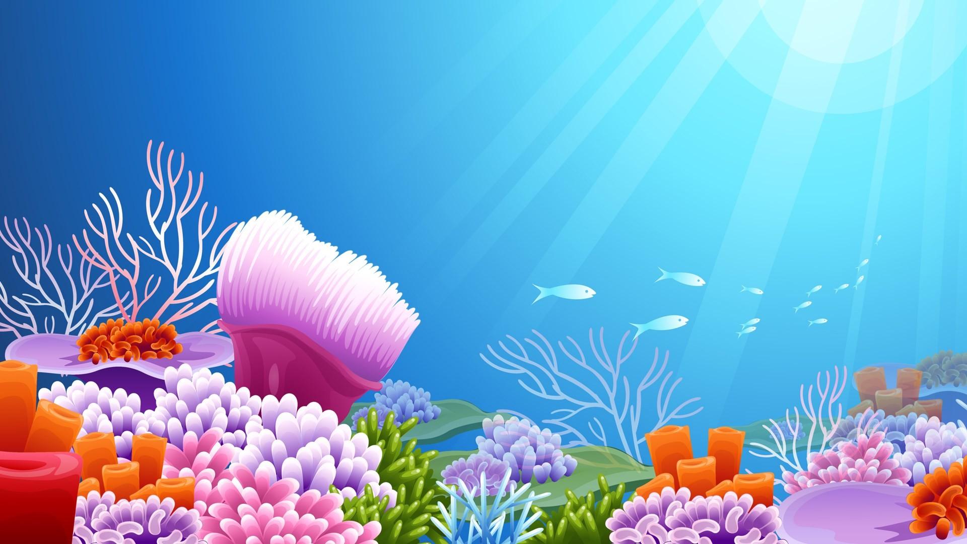 Aquarium Desktop Wallpaper (62+ images)  Printable Aquarium Background