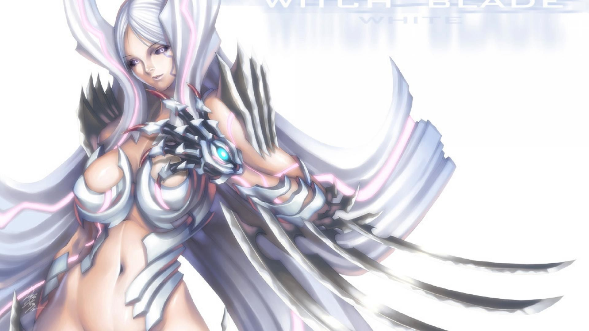 1920x1080 witchblade HD (16:9): 1280x720 1366x768 1600x900