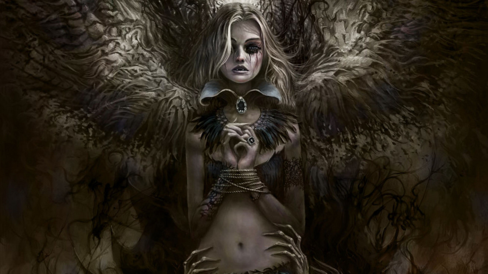 Fallen angels images wallpaper 68 images - Gothic fallen angel pictures ...