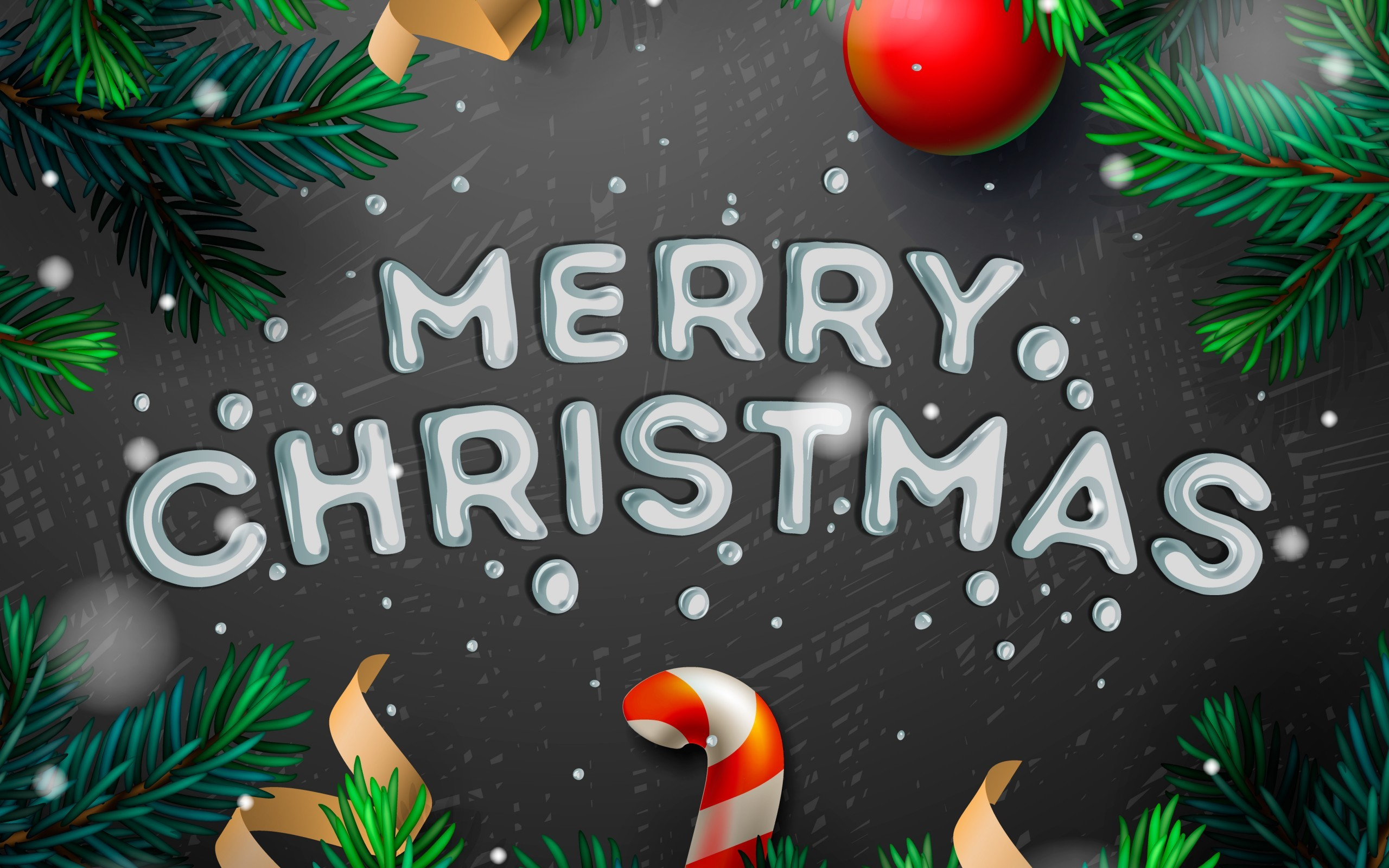 Merry Christmas Computer Wallpaper (67+ Images