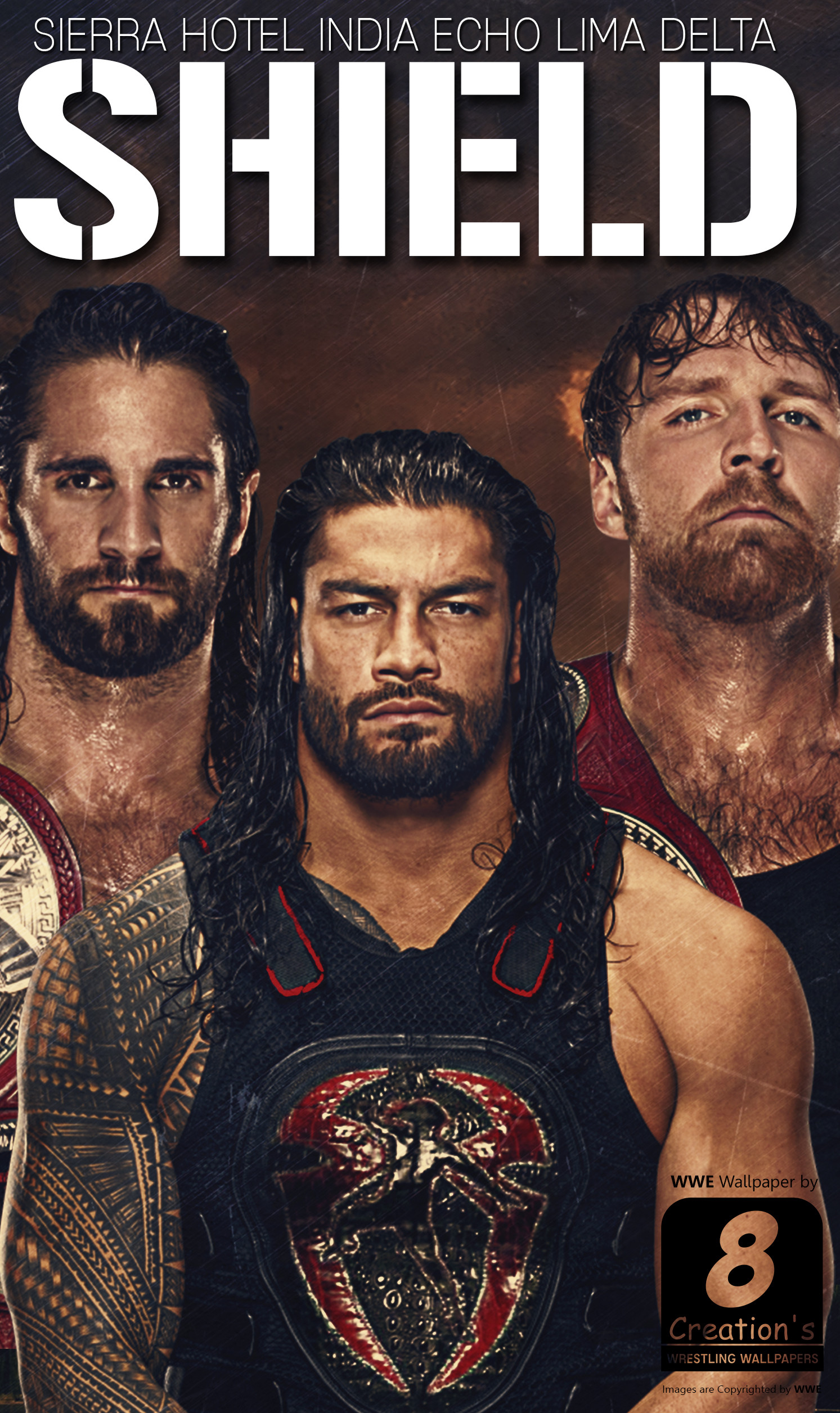 WWE the Shield Wallpapers (84+ images)